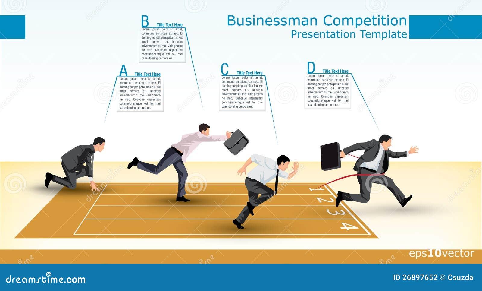 Πρότυπο παρουσίασης ενός επιχειρησιακού ανταγωνισμού