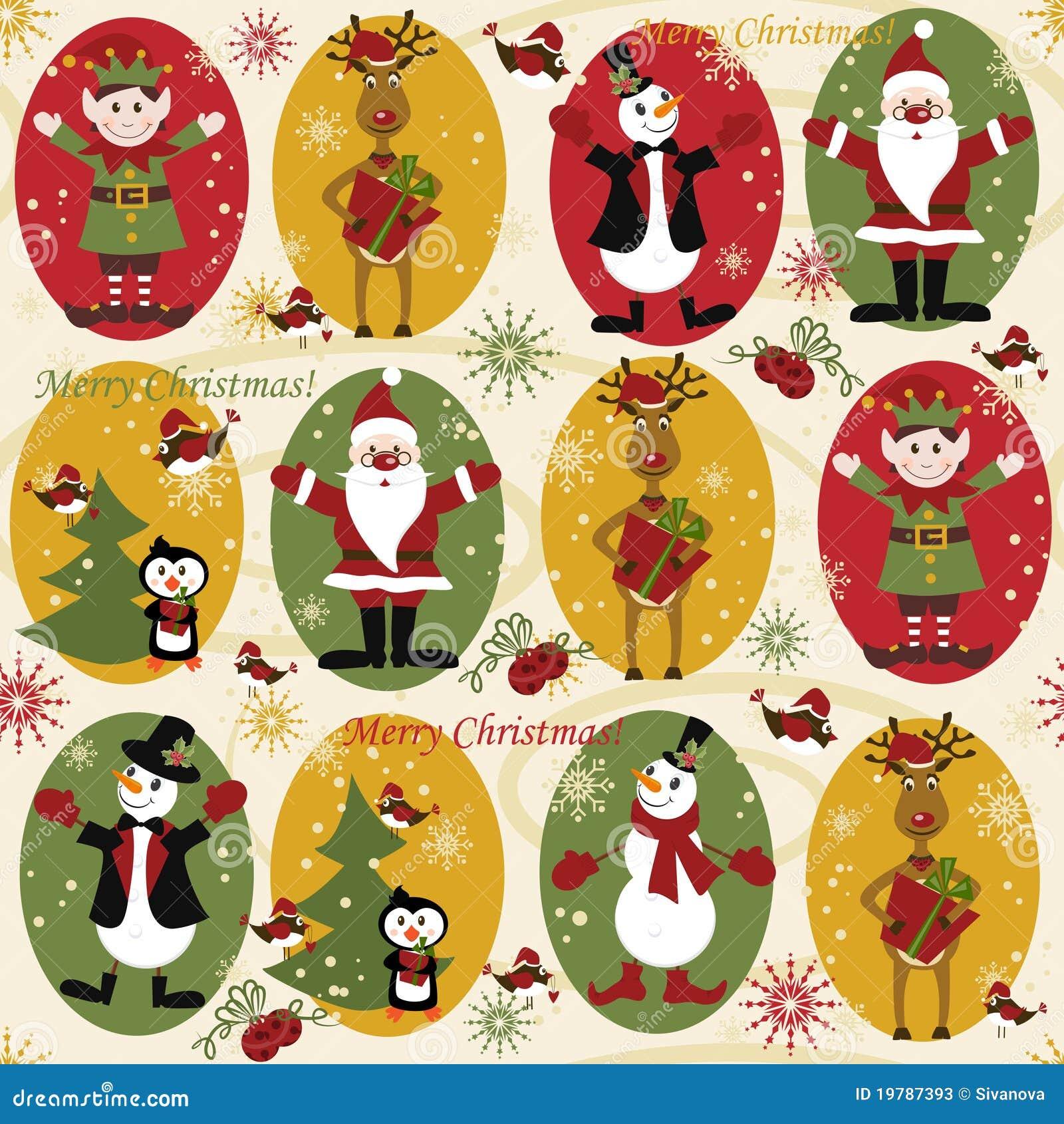 πρότυπο Χριστουγέννων άνε&ups