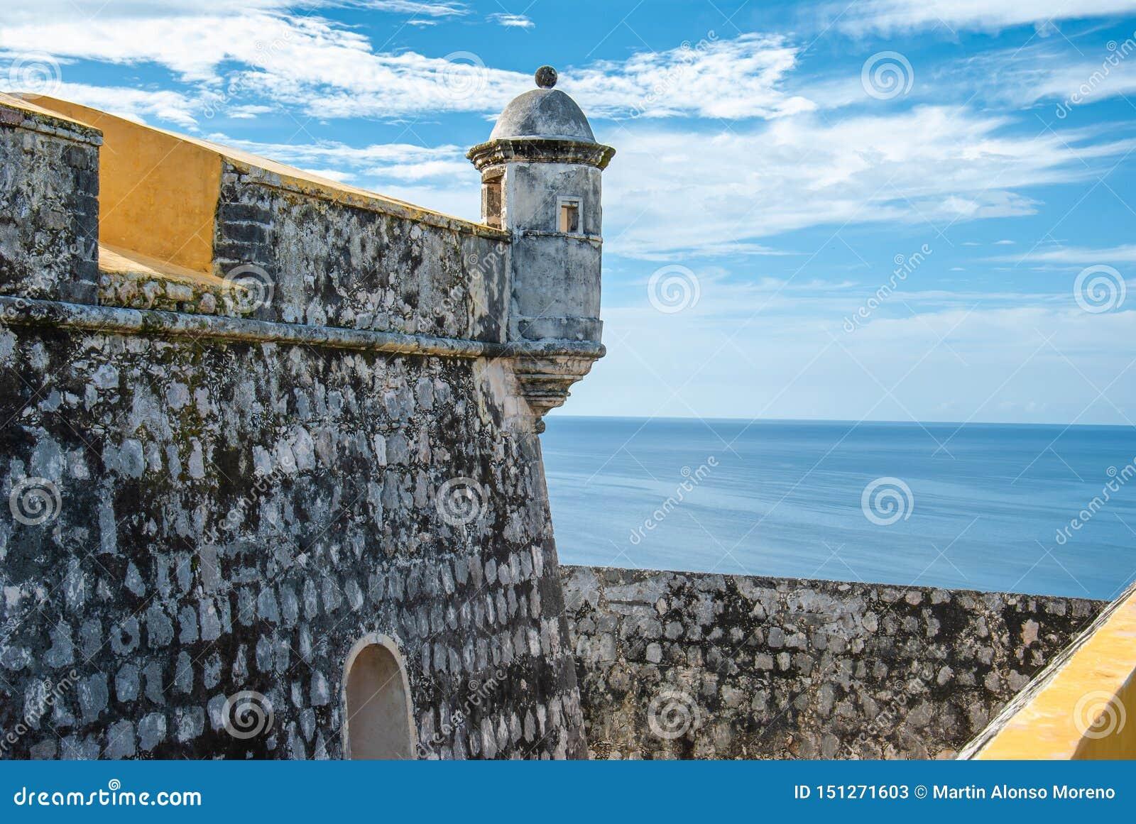 Πρόχωμα Fuerte de SAN Miguel Campeche Μεξικό