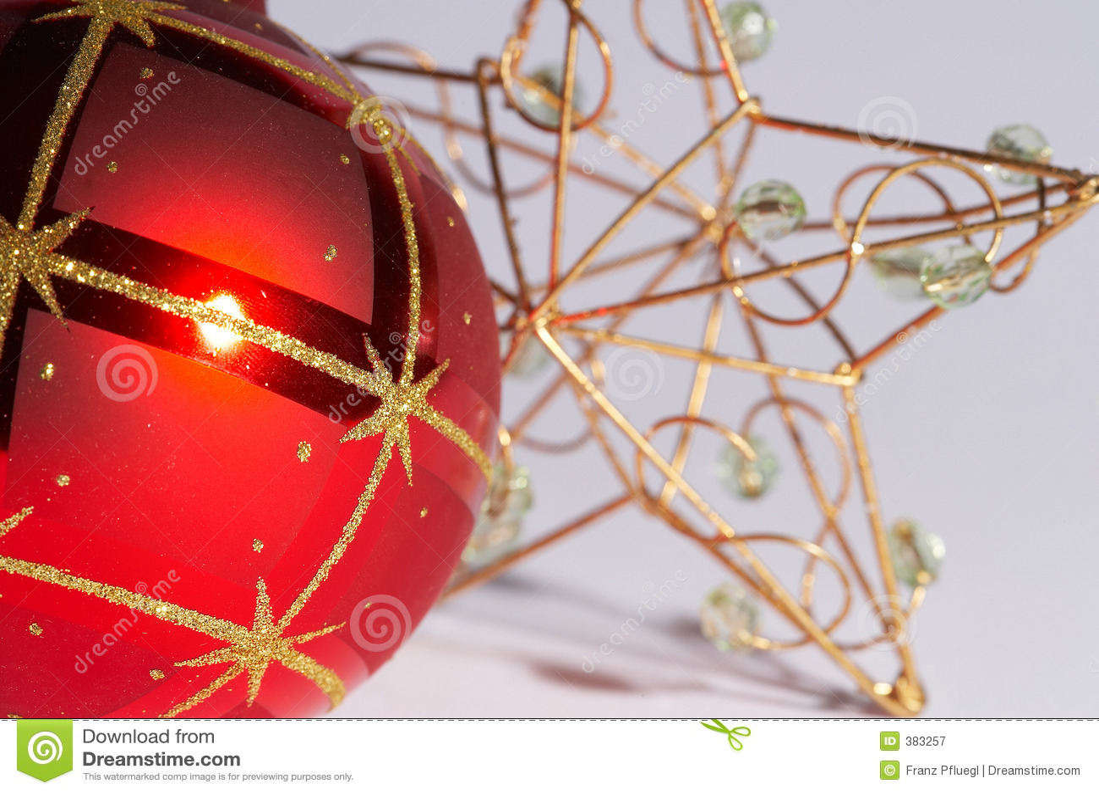 πρύμνη αστεριών Χριστουγέν&nu