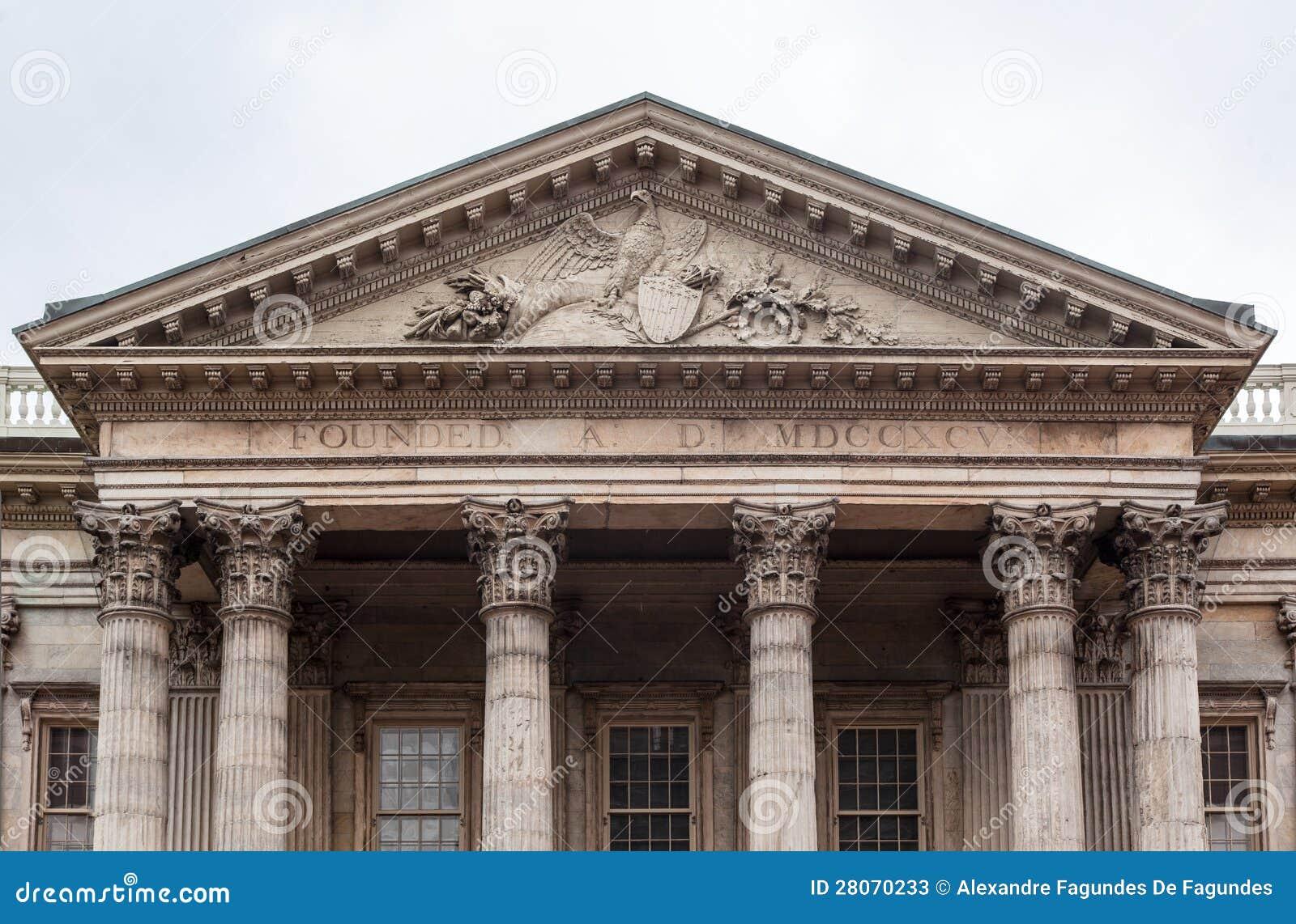 Πρώτη τράπεζα των Ηνωμένων Πολιτειών