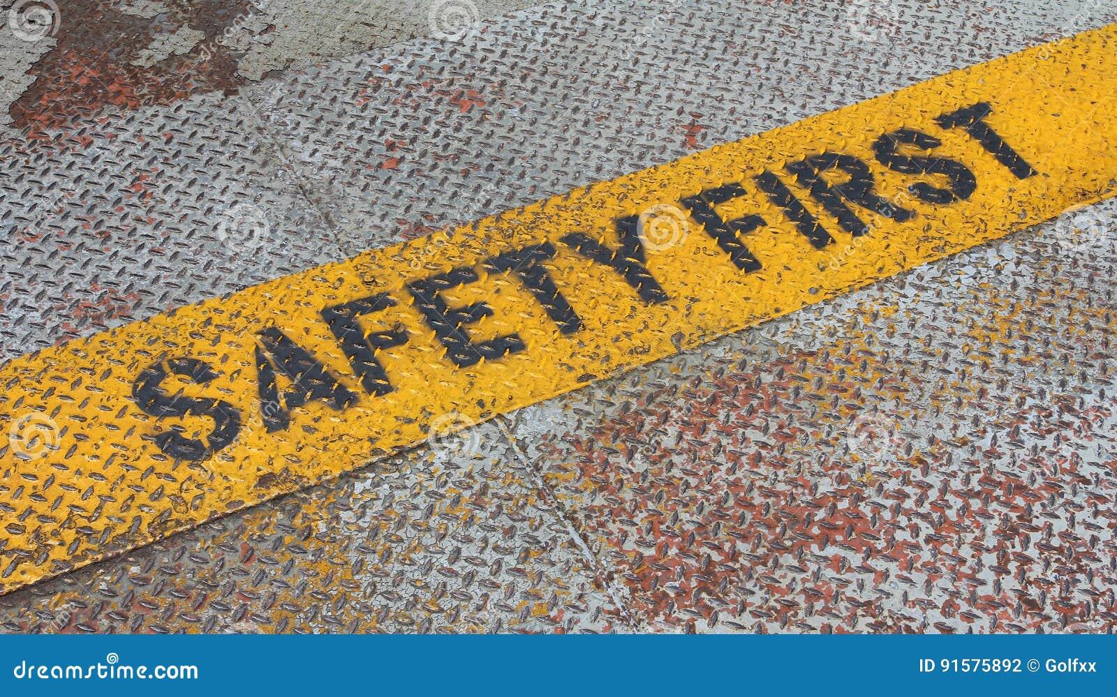 Πρώτο σημάδι ασφάλειας στη λουρίδα προσοχής