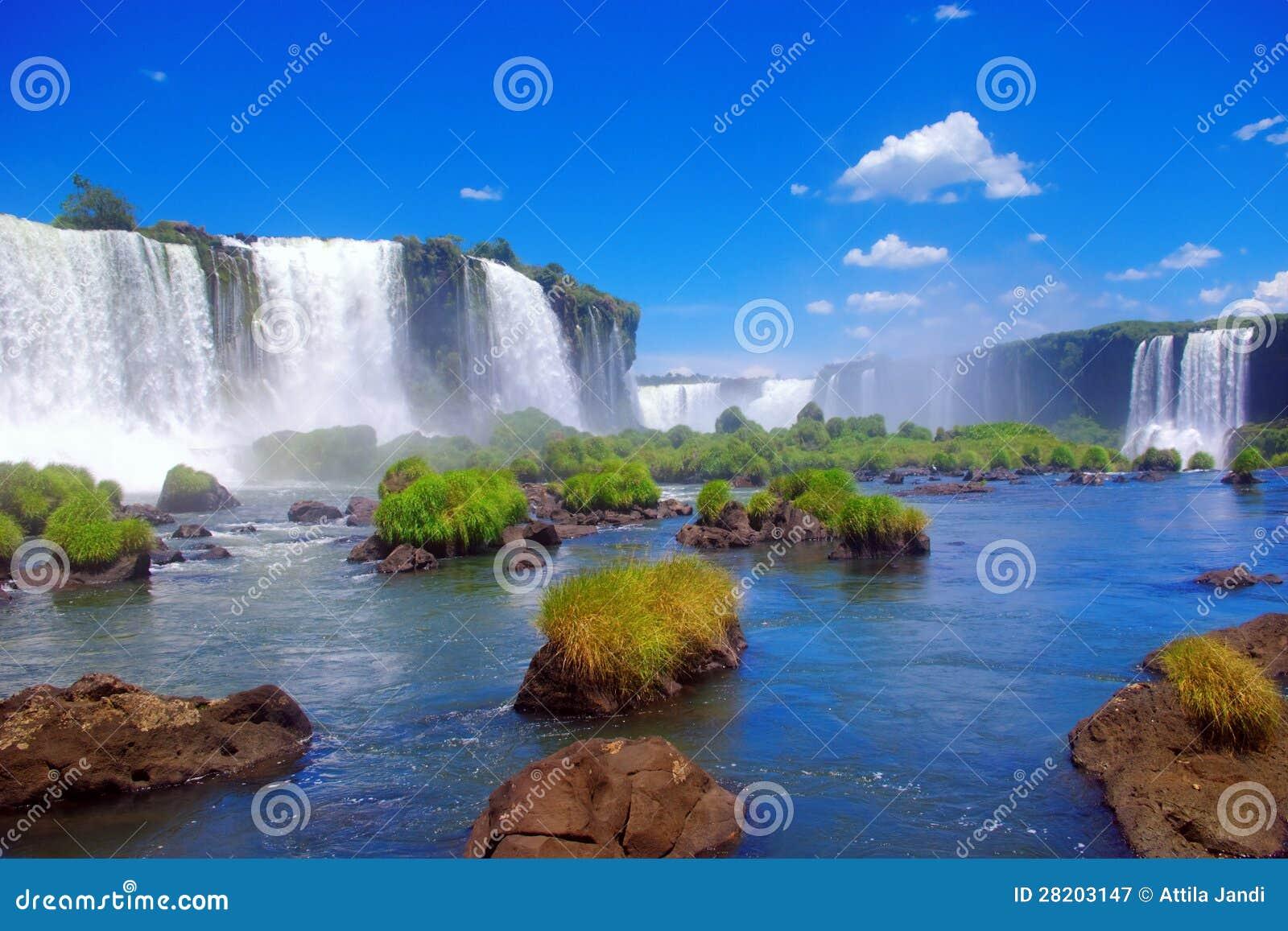 Πτώσεις Iguacu, Βραζιλία
