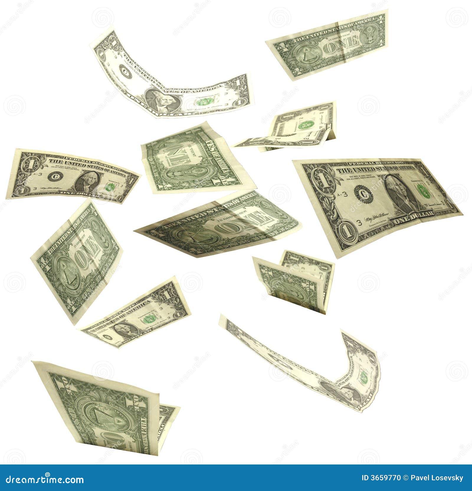 πτώση δολαρίων