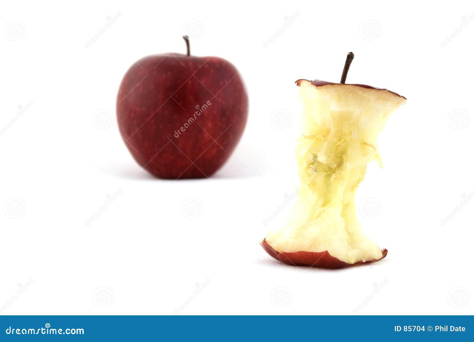 πυρήνας μήλων