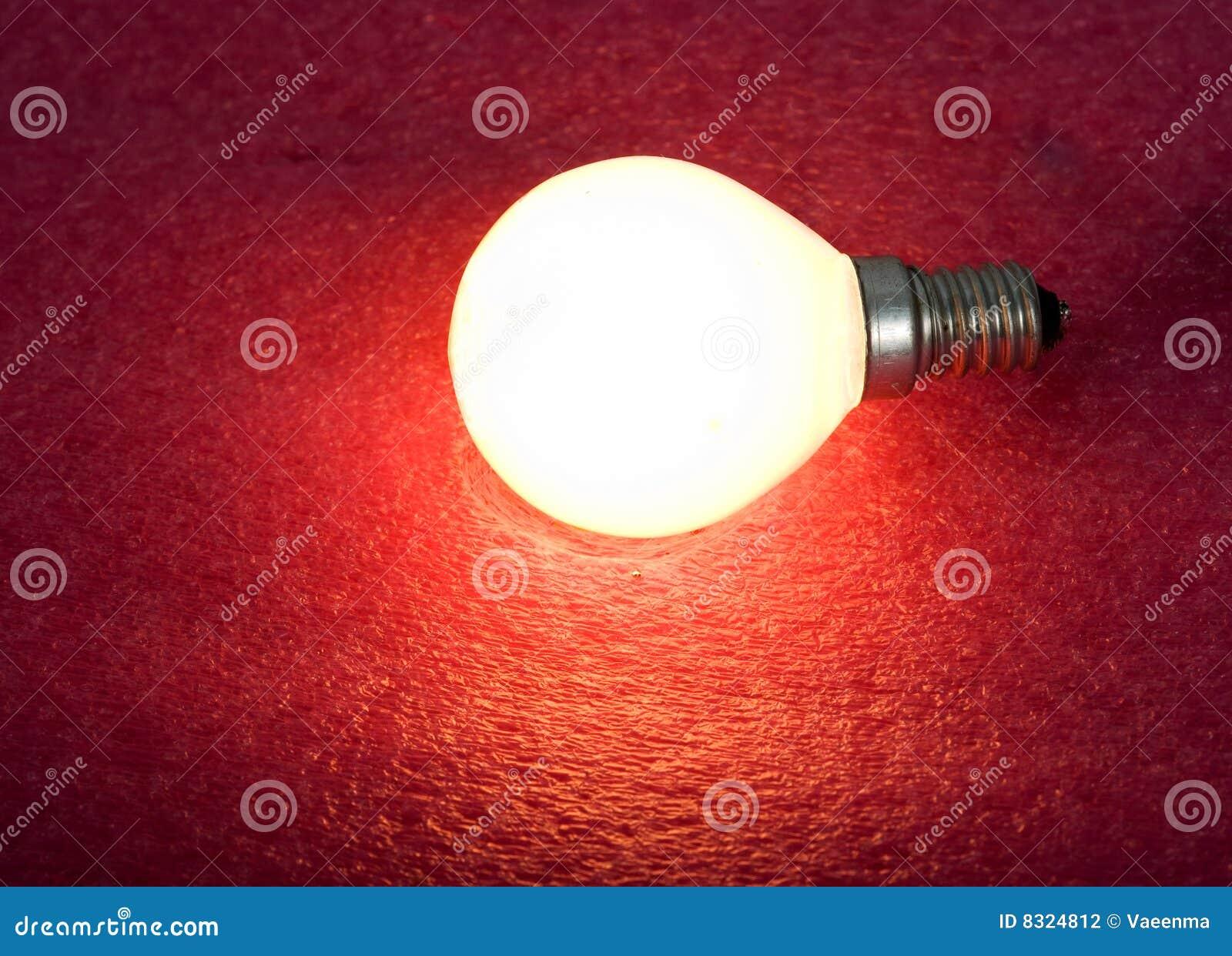 πυρακτωμένο φως βολβών