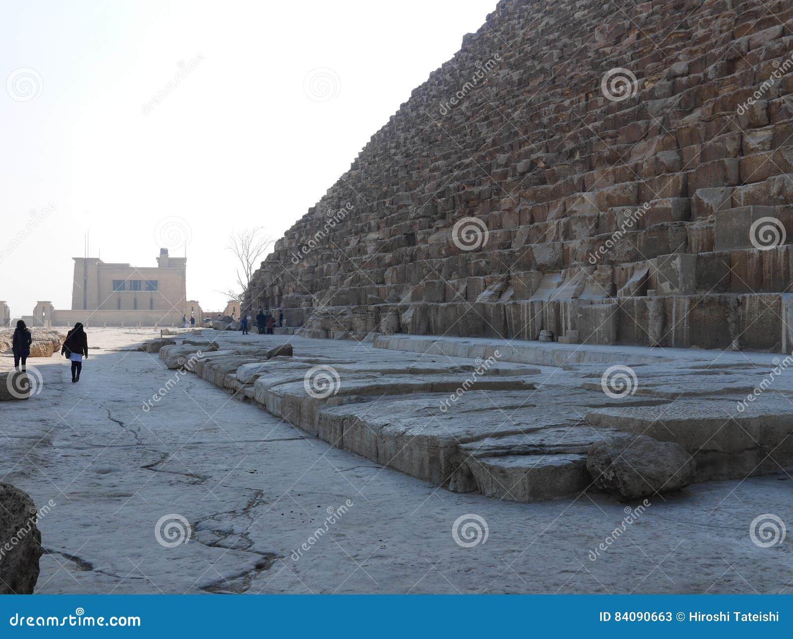 Πυραμίδα Khufu στο Κάιρο