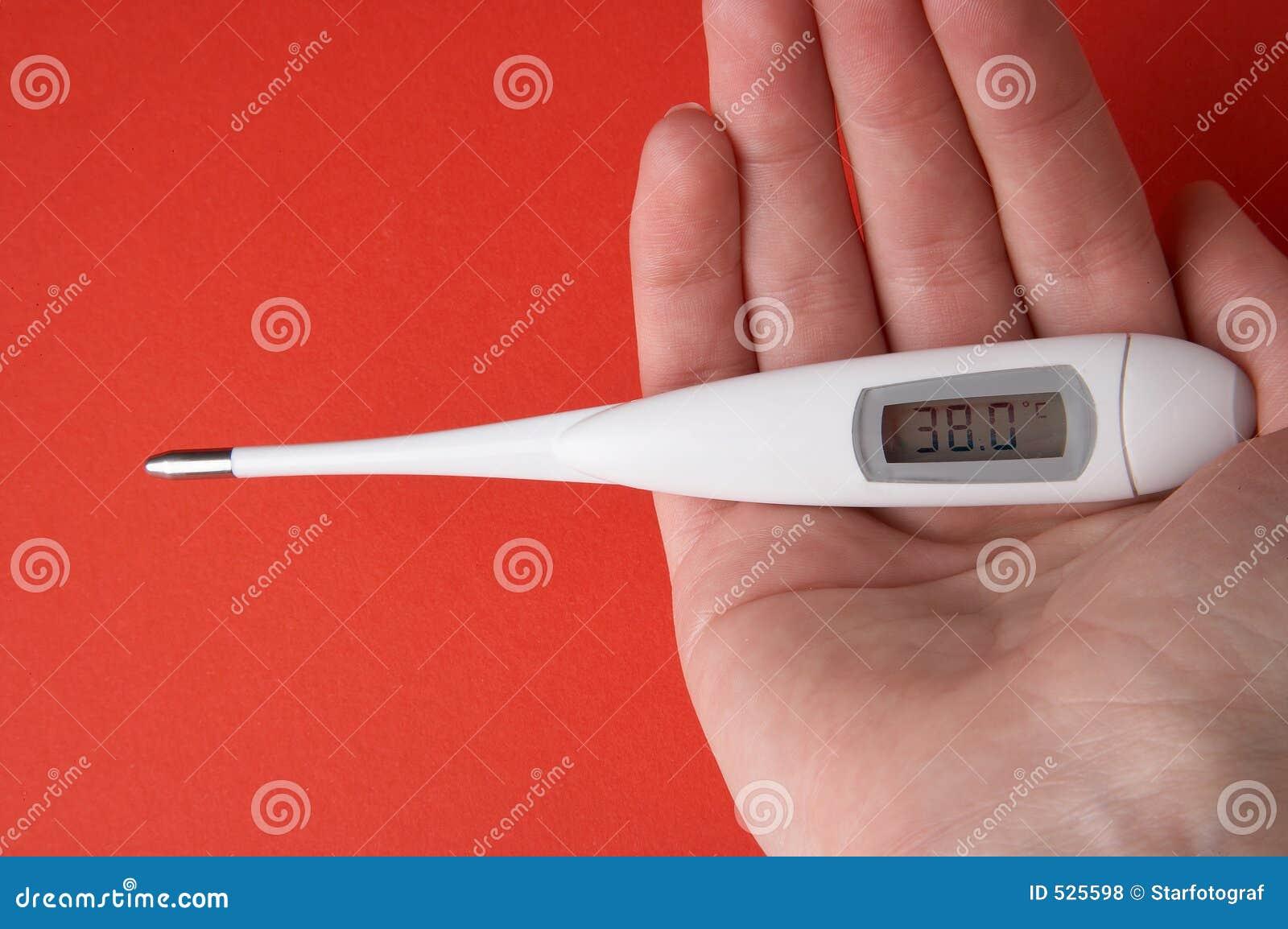 πυρετός fieber