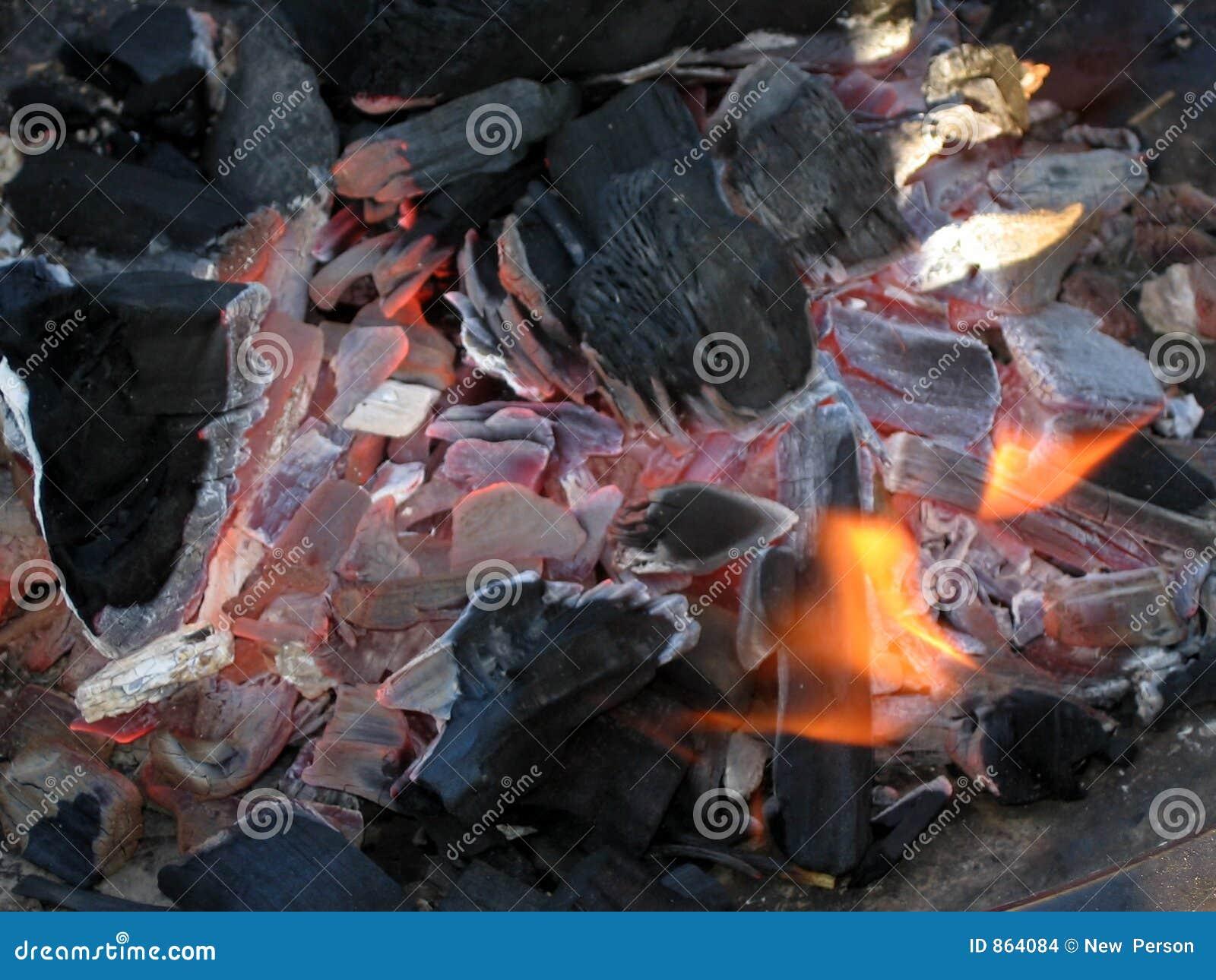 πυρκαγιά άνθρακα
