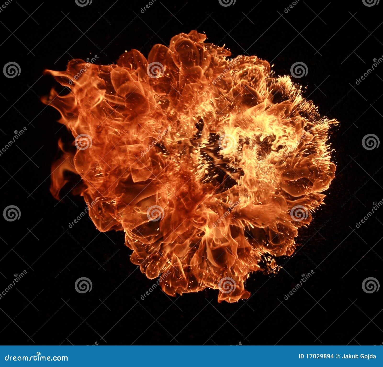 πυρκαγιά έκρηξης