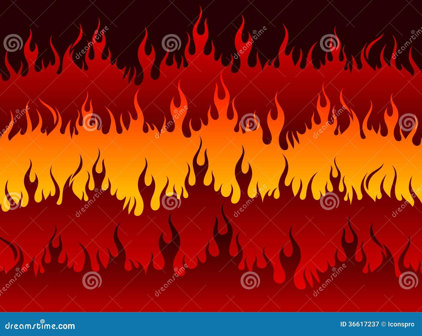 Πυρκαγιά στην κόλαση