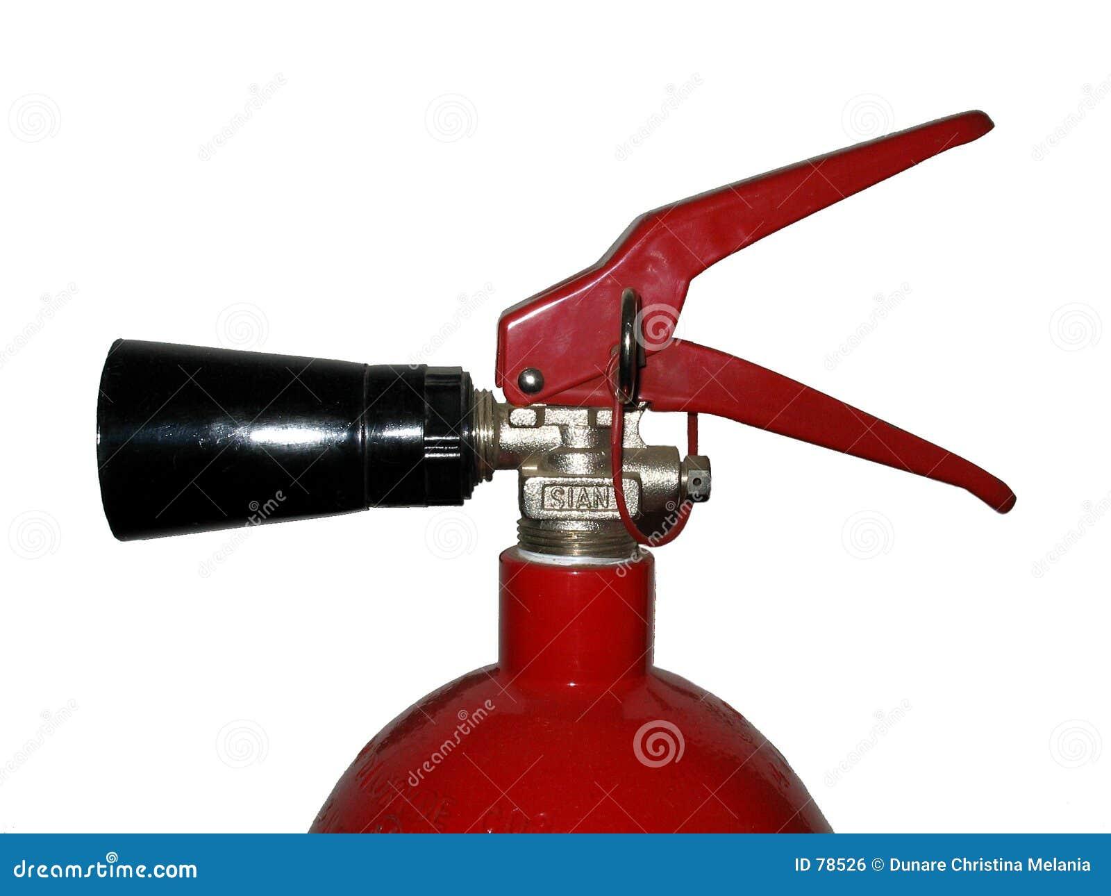 πυρκαγιά estinguisher