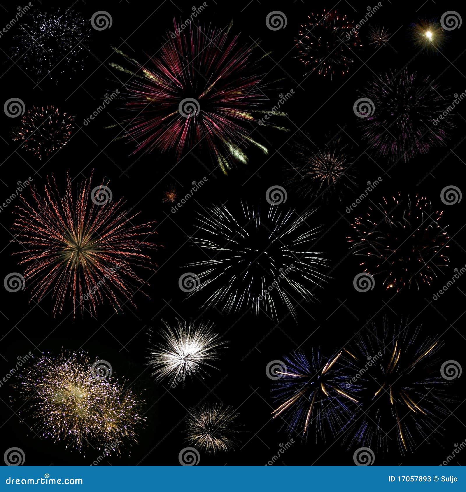 πυροτεχνήματα συλλογή&sigma