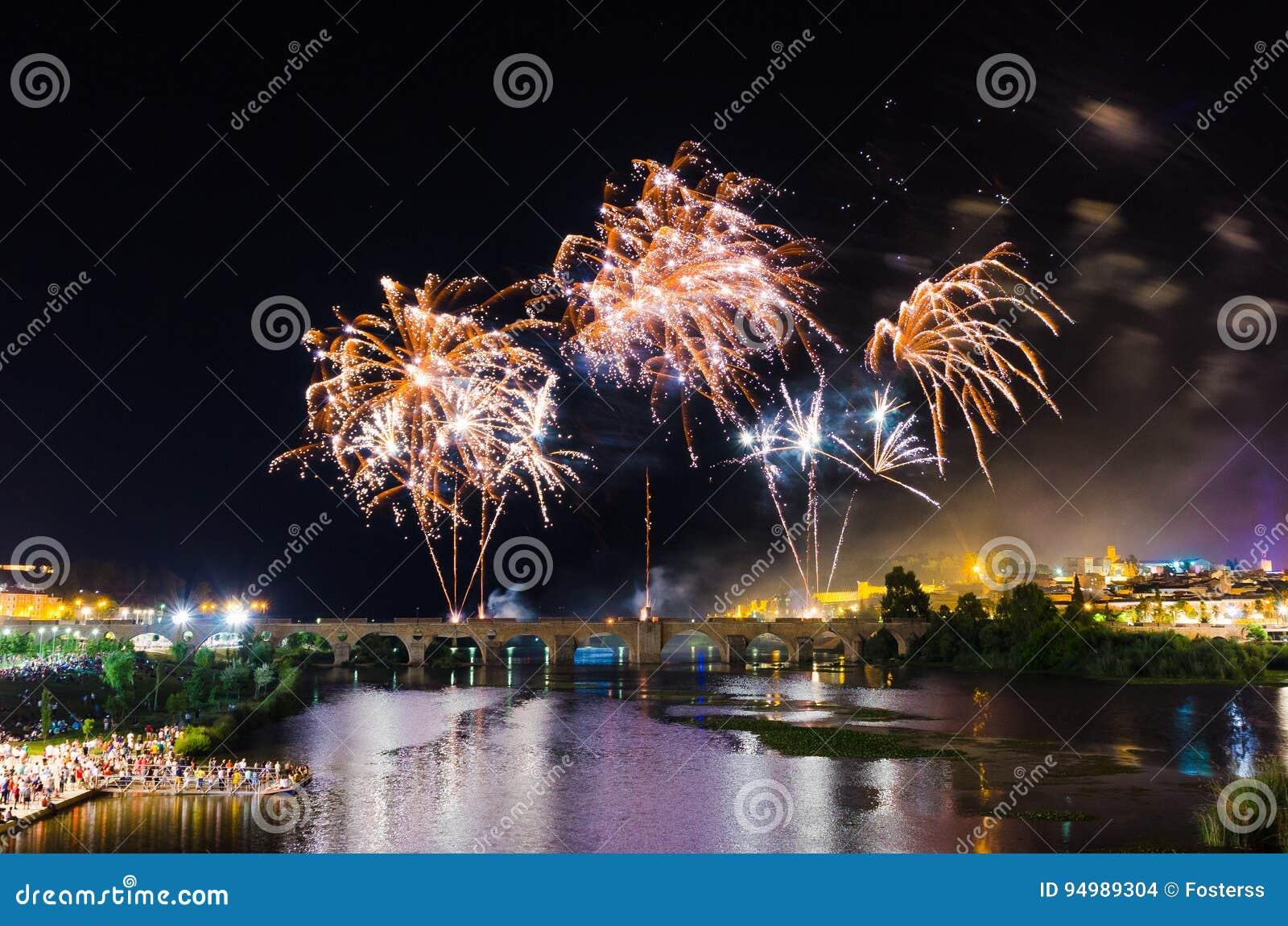 Πυροτεχνήματα 2017 του San Juan