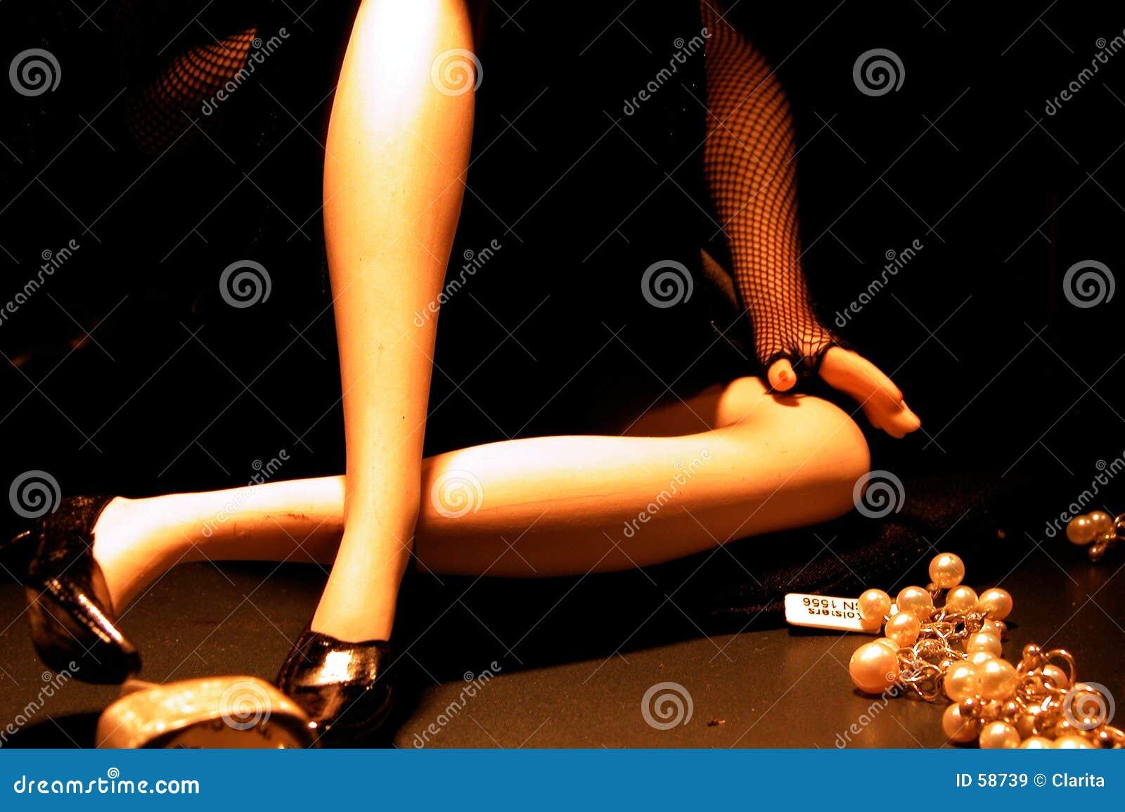 πόδια προκλητικά