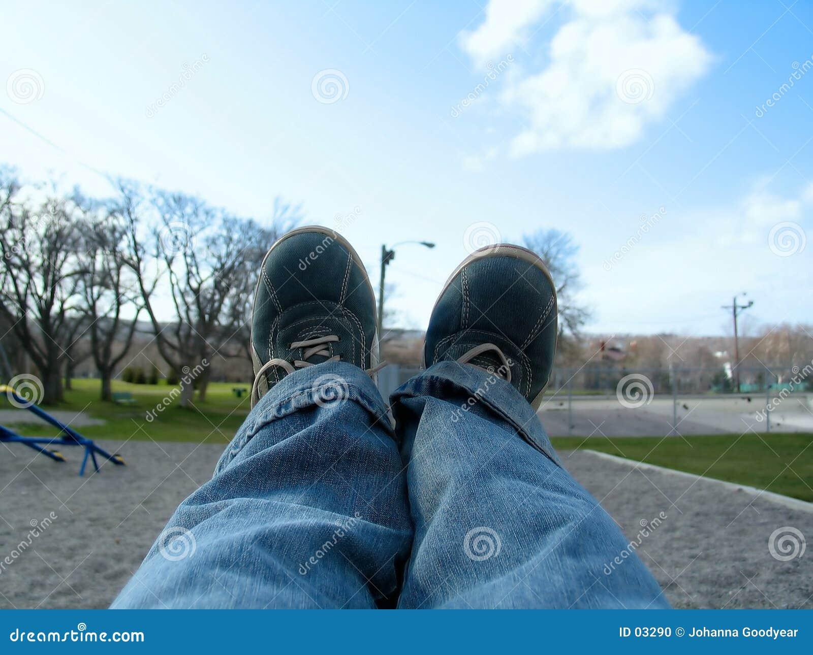 πόδια ταλάντευσης