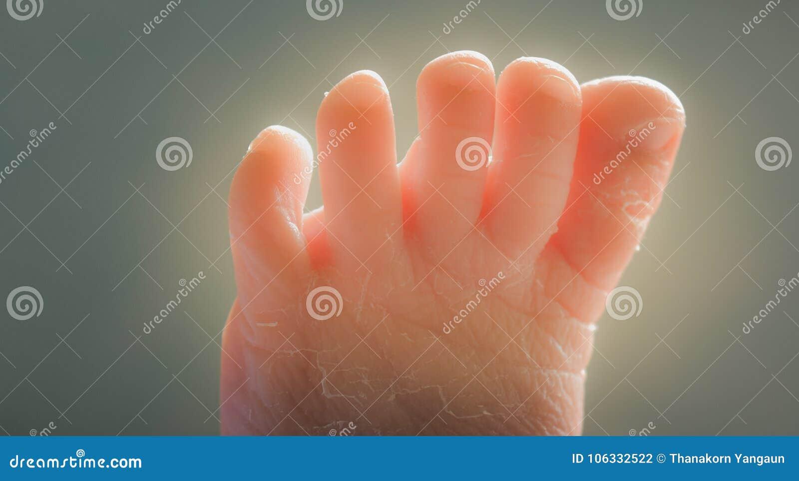 πόδι μωρών καλό