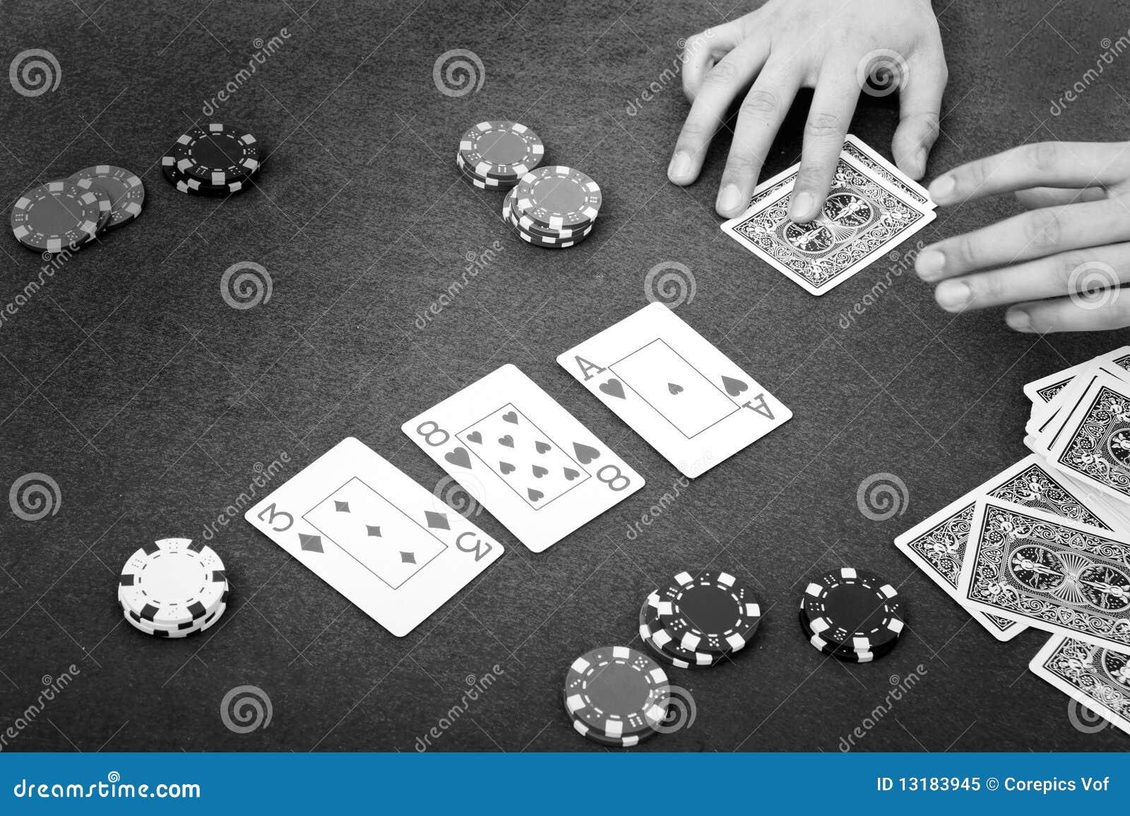 πόκερ ατμόσφαιρας
