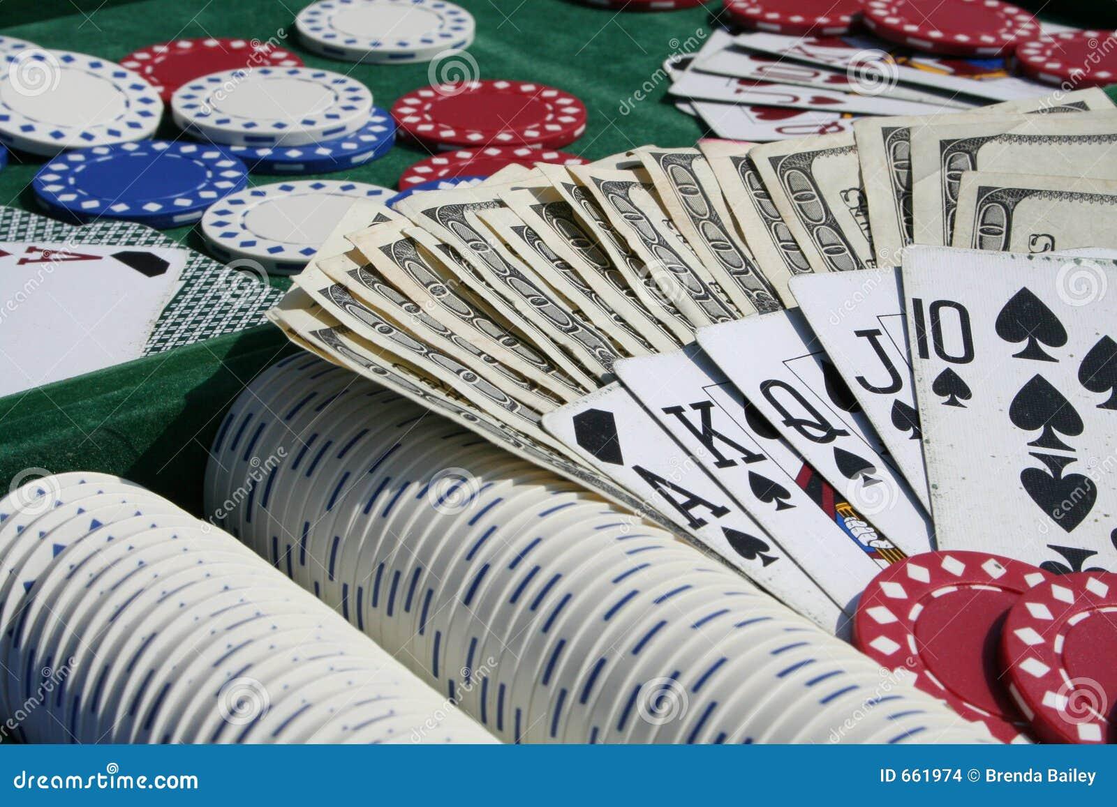 πόκερ εξαρτημάτων