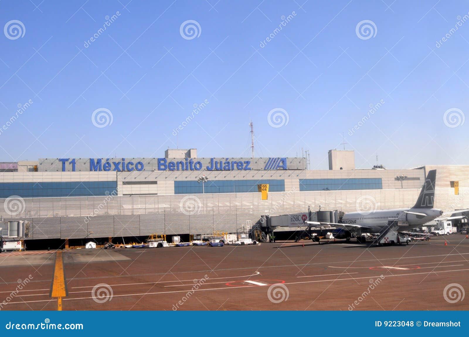πόλη Μεξικό αερολιμένων