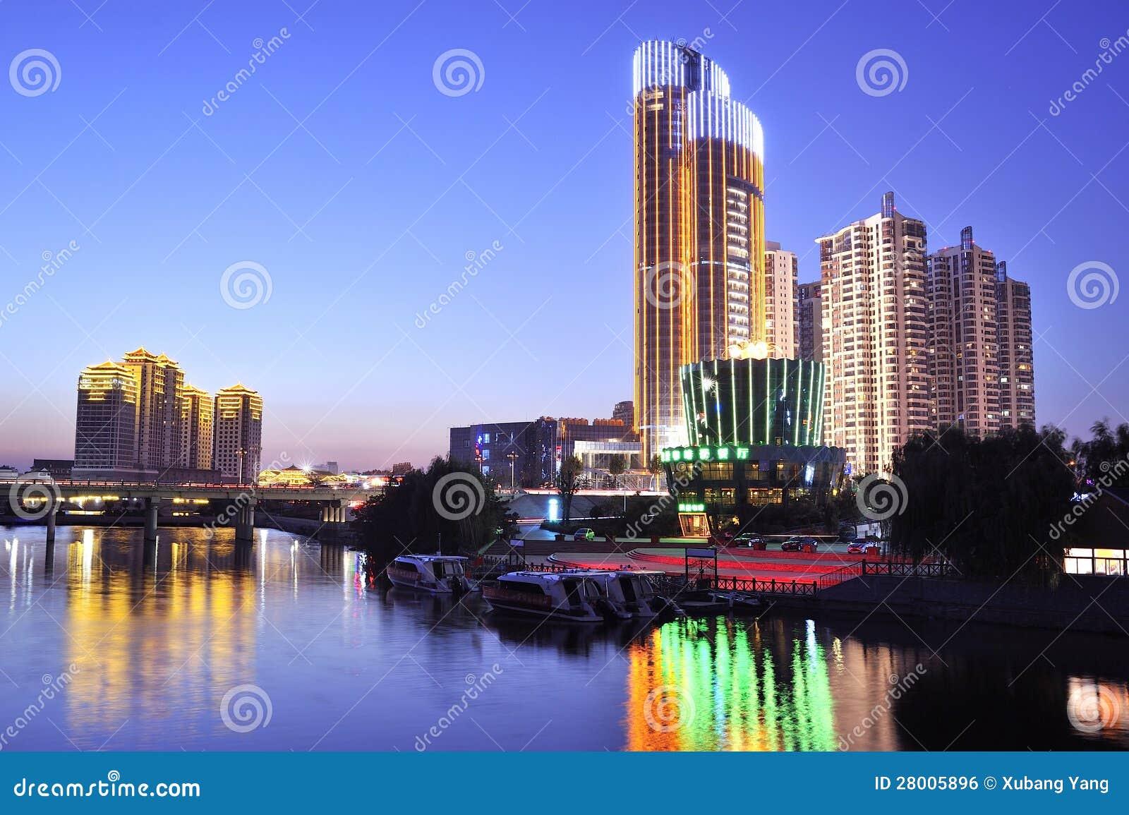 Πόλη νύχτας