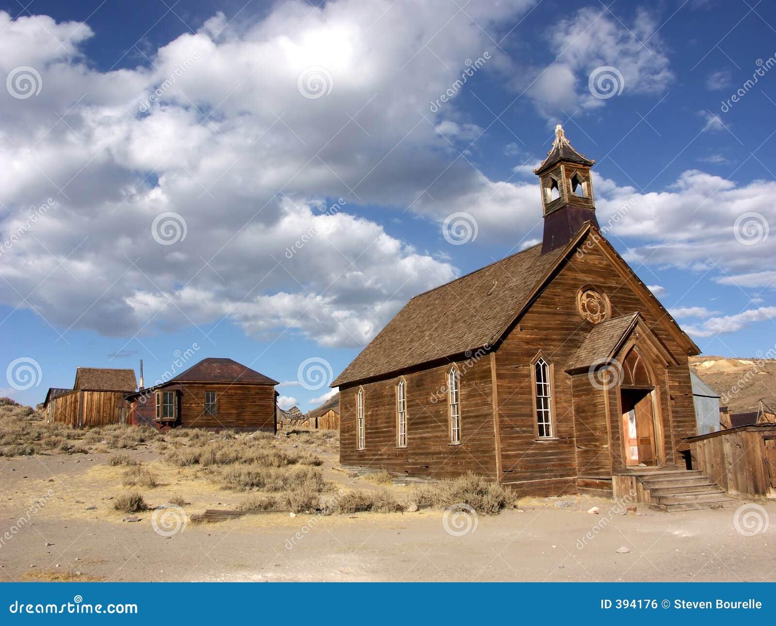 πόλη-φάντασμα εκκλησιών