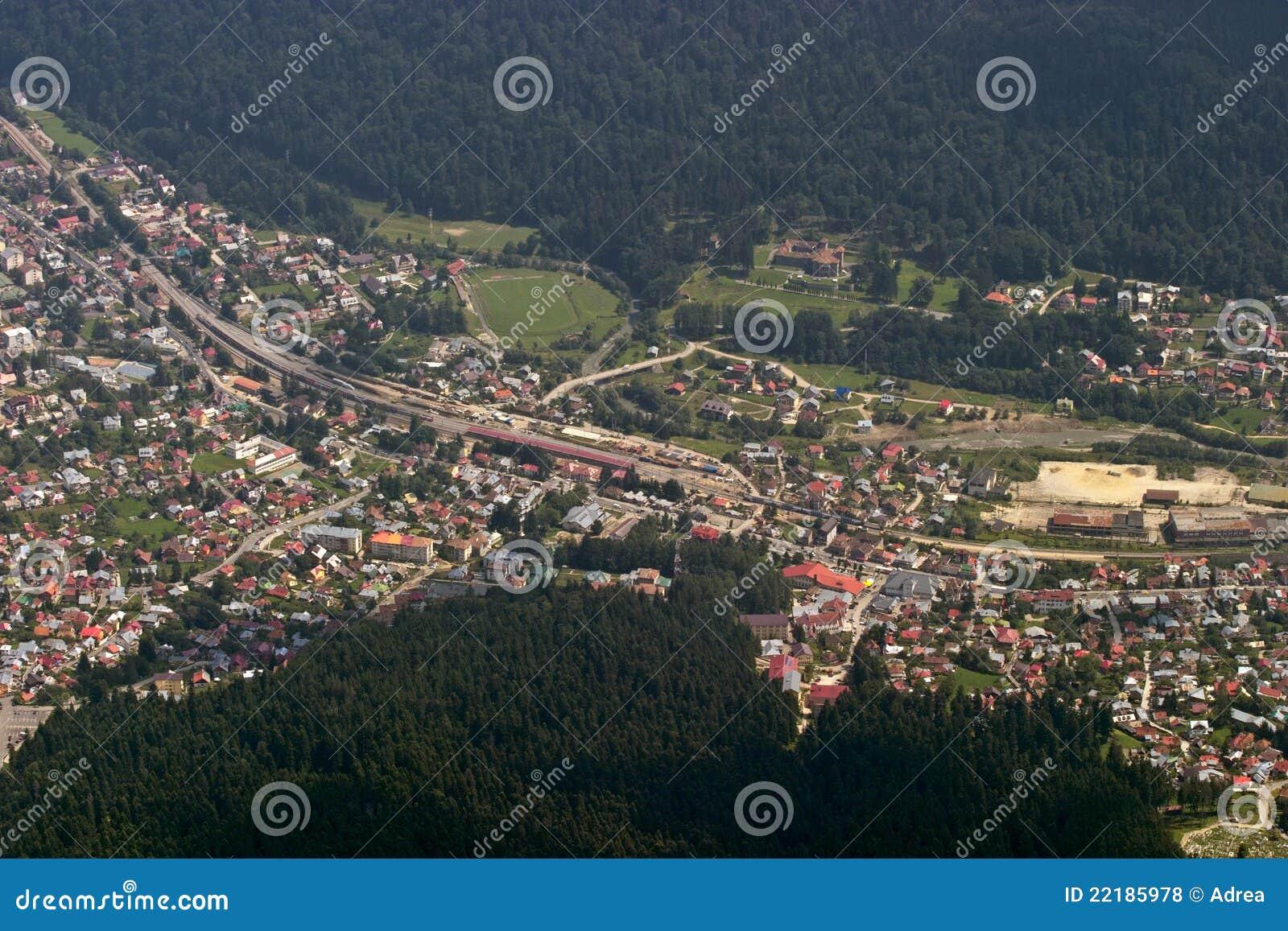 πόλη busteni
