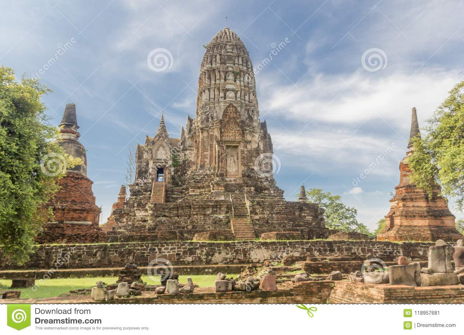 Πόνος κτυπήματος στην Ταϊλάνδη