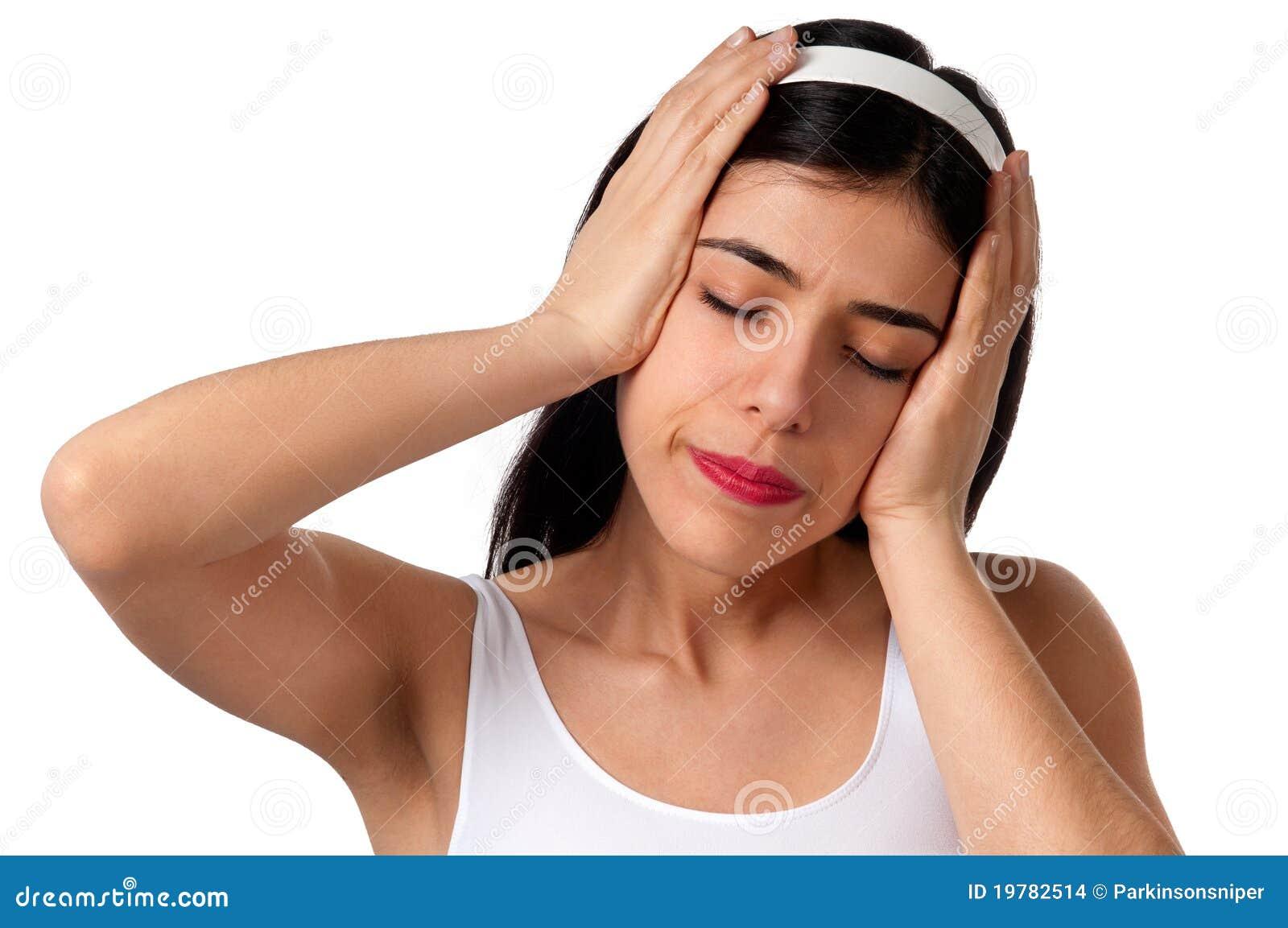 πόνος πονοκέφαλου