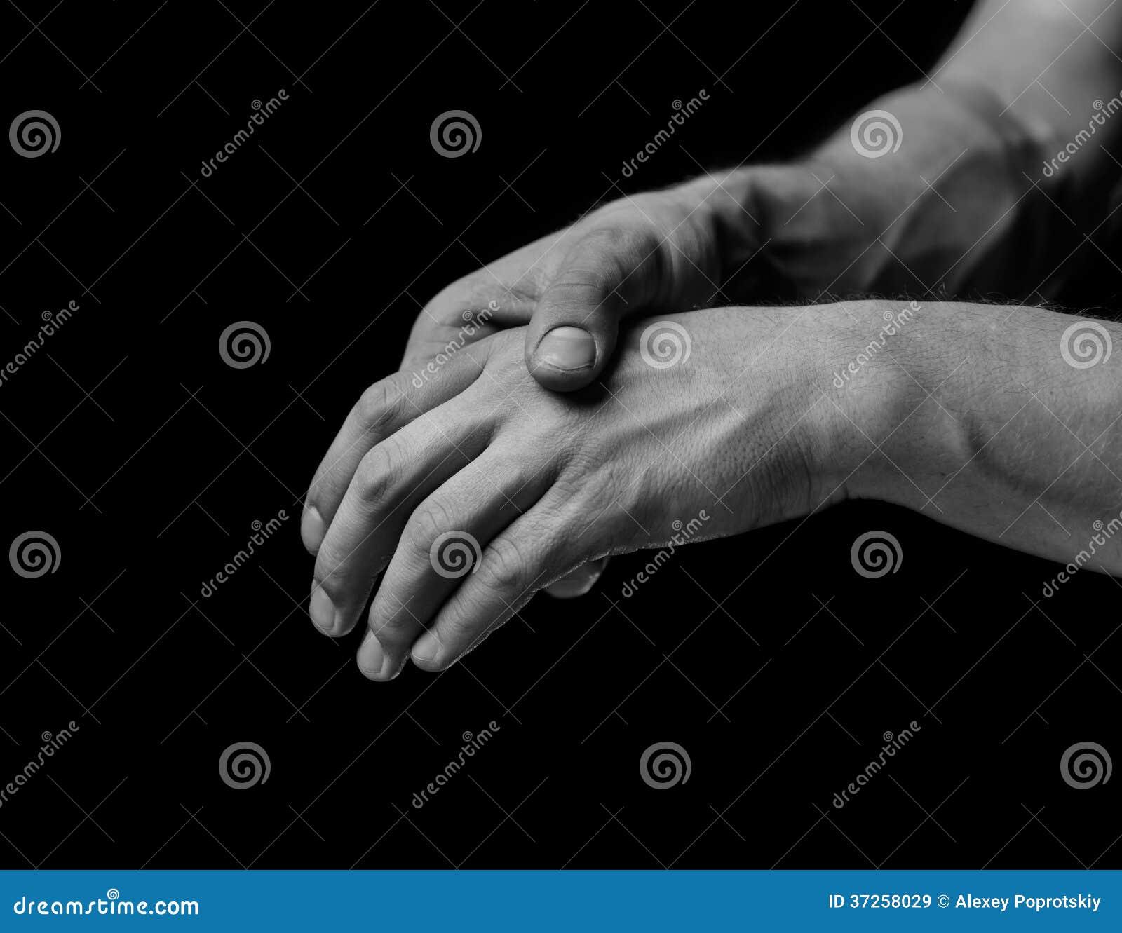Πόνος σε ένα χέρι
