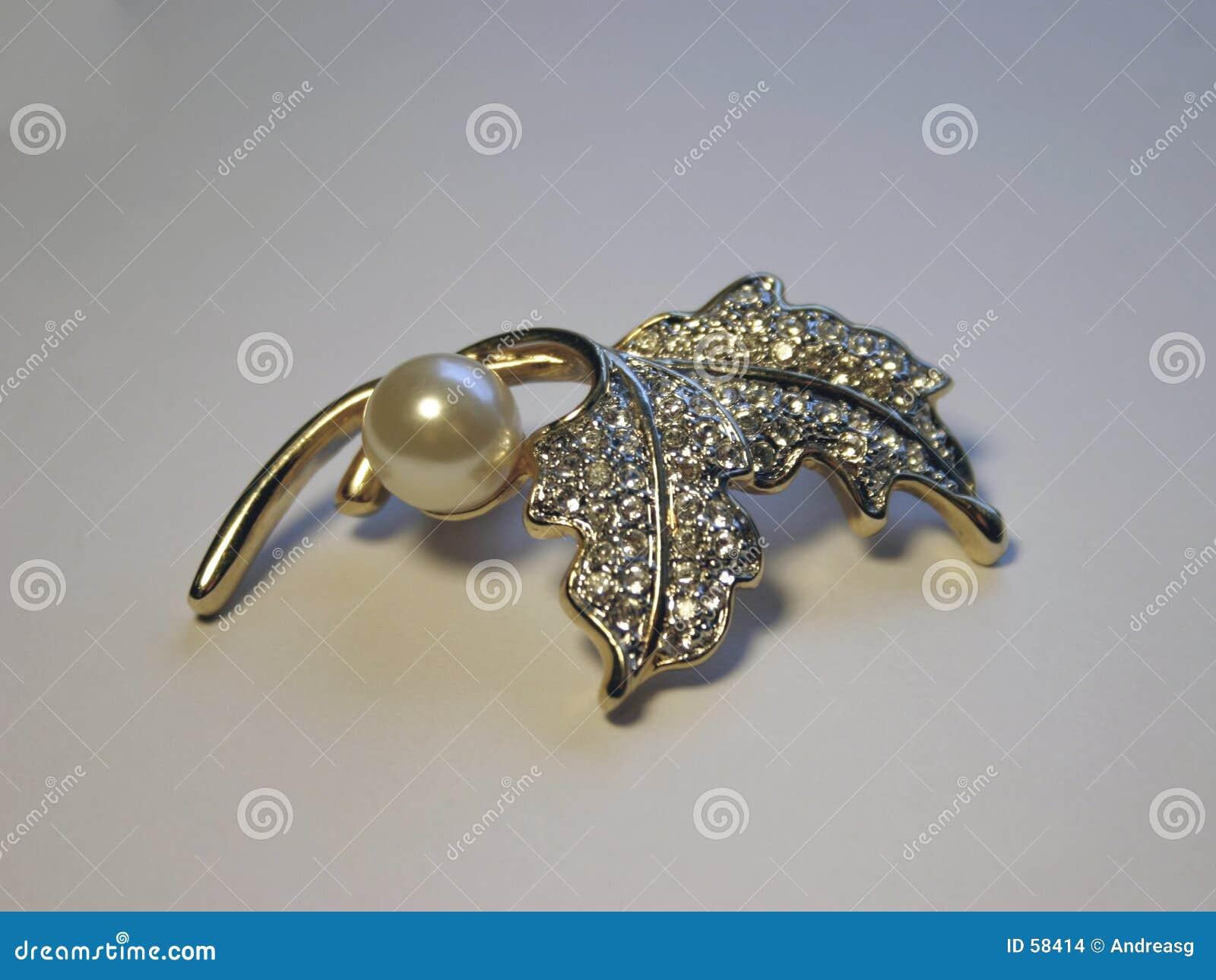 Download πόρπη στοκ εικόνες. εικόνα από διαμάντια, πολύτιμος, ασήμι - 58414