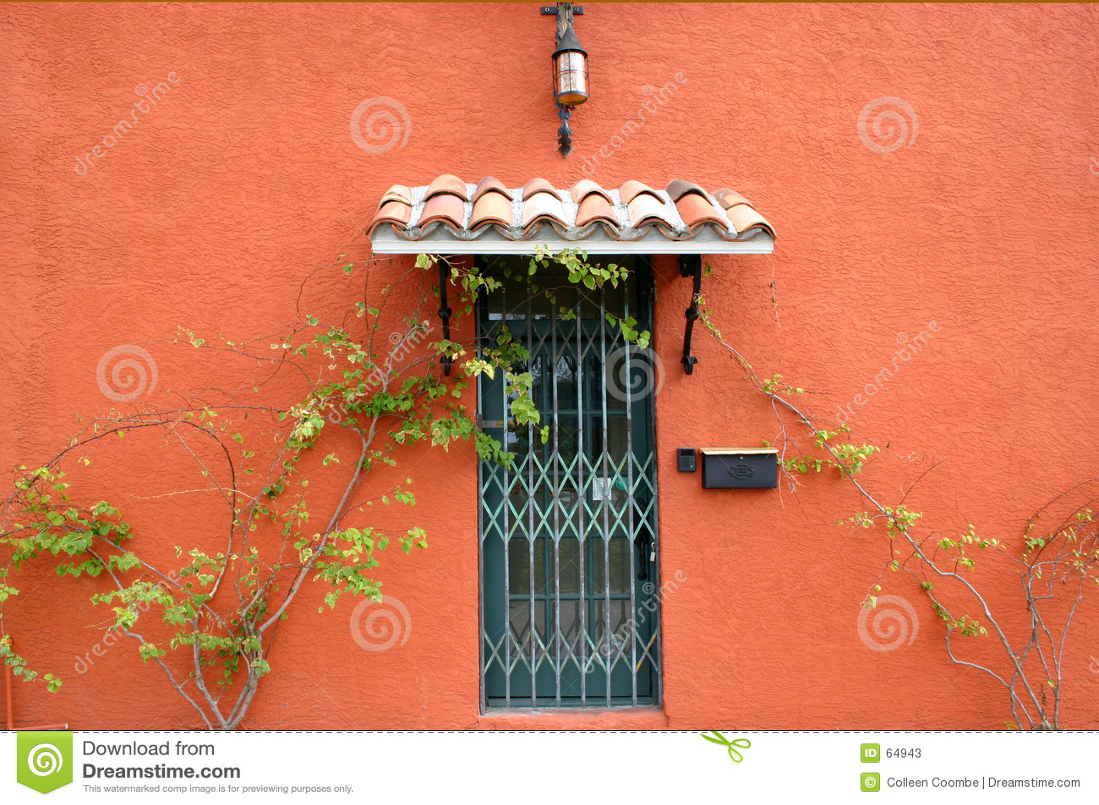πόρτα περιορισμένη