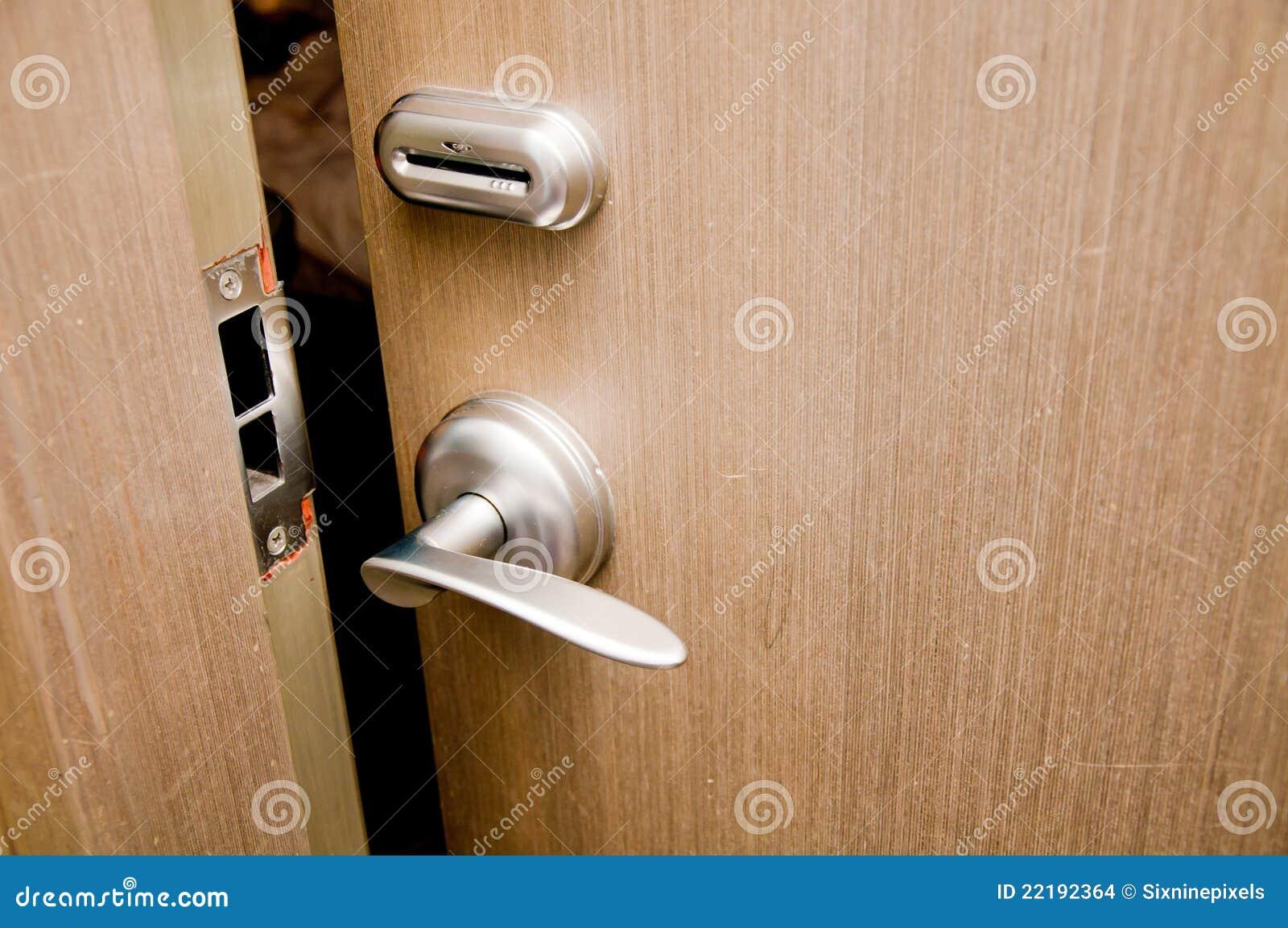 πόρτα keycard