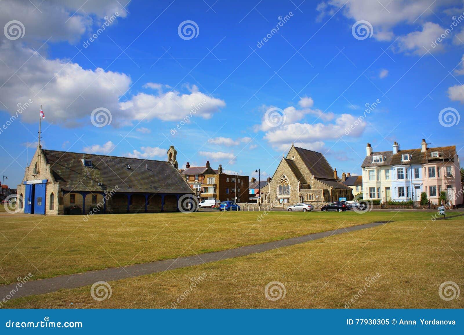 Πόλη Κεντ Αγγλία Walmer