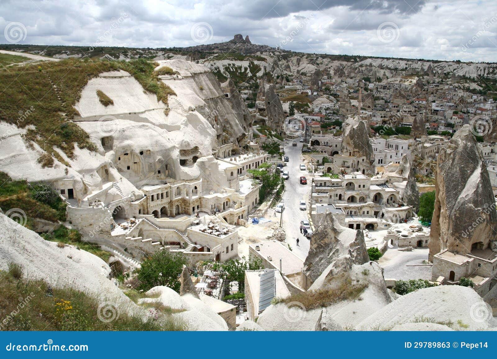 Τοπίο πόλεων Cappadocian