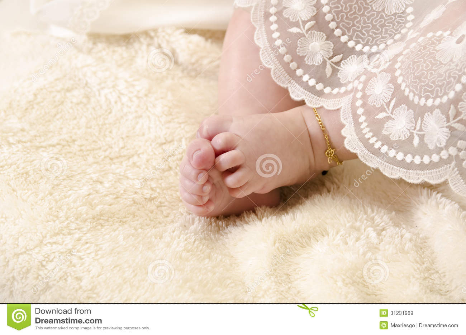 Πόδια μωρών