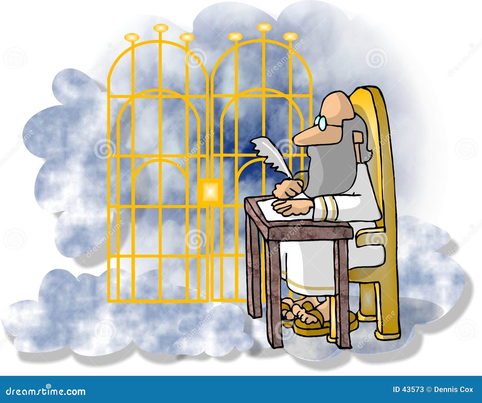 πύλες μαργαριταρένιος Peter ST