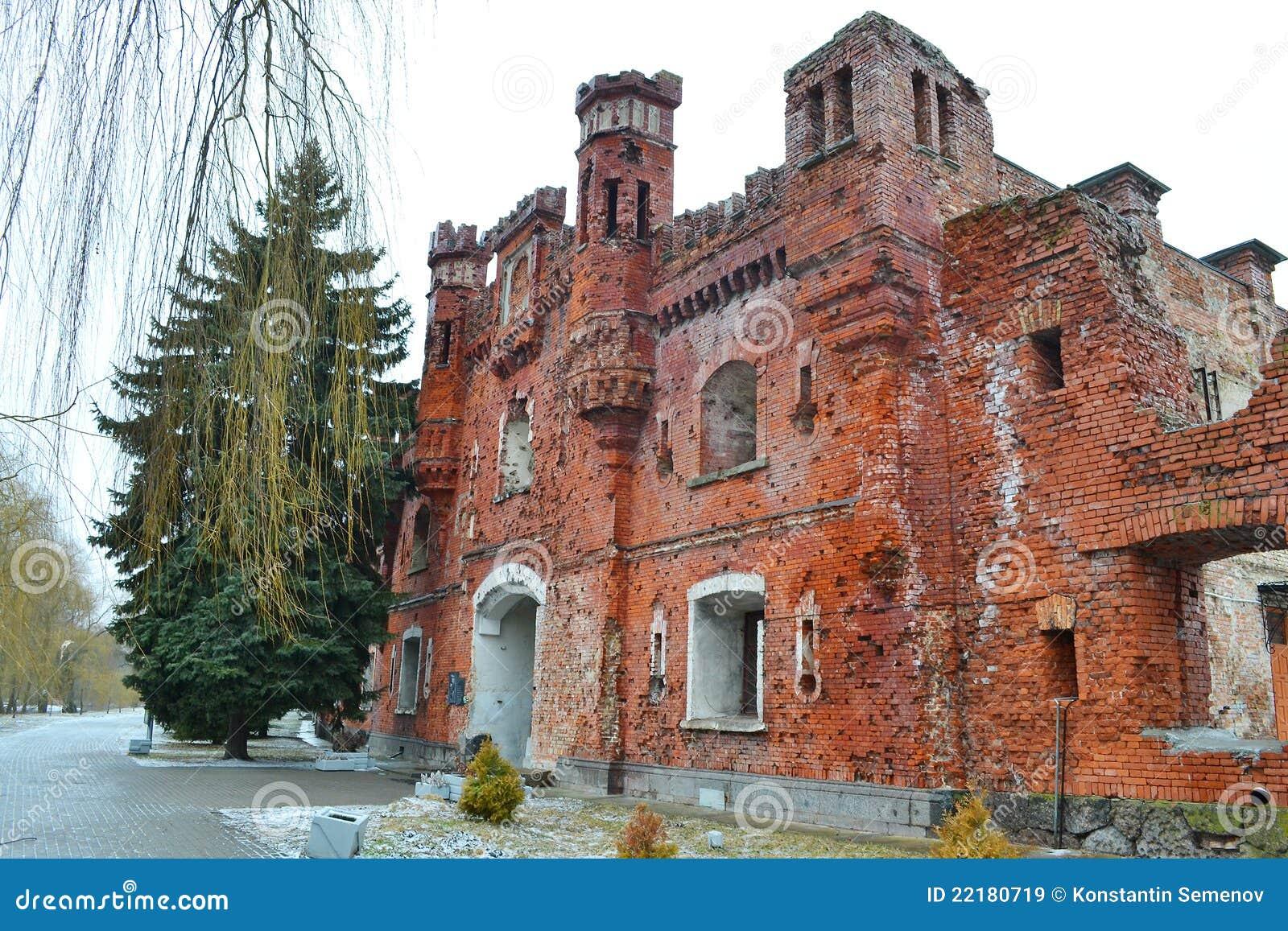 πύλη φρουρίων του Brest kholmskiye