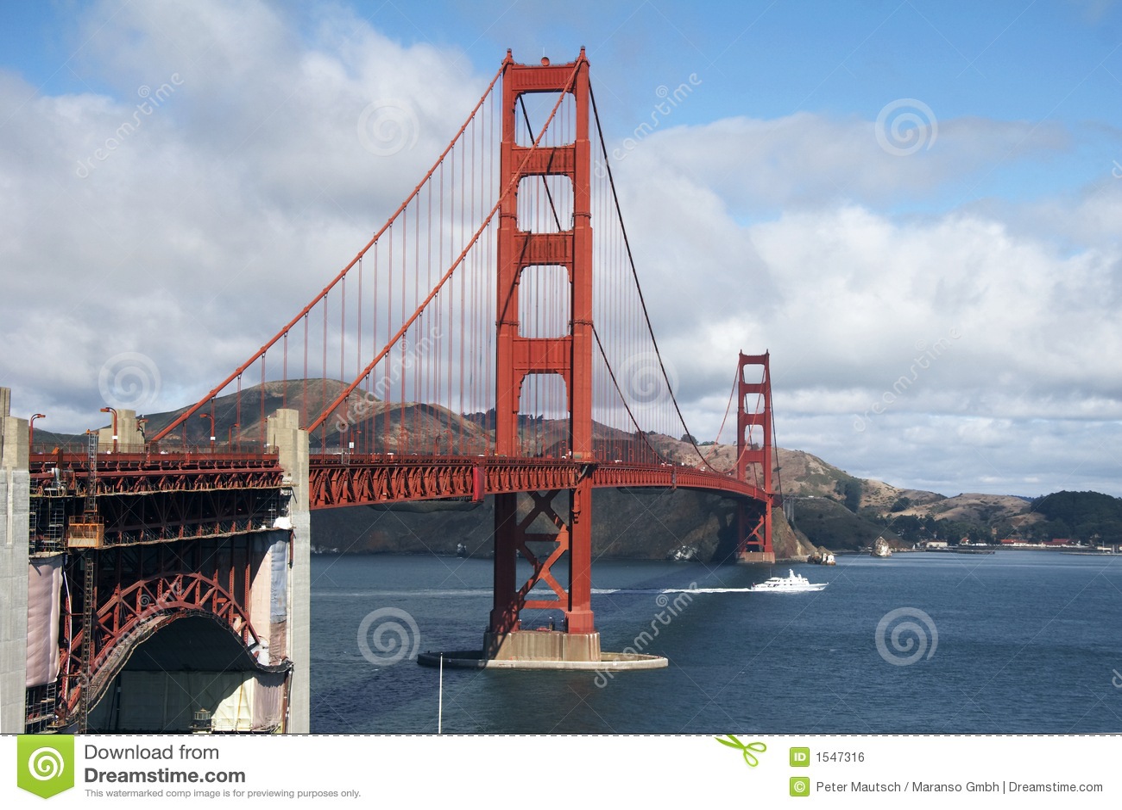 πύλη χρυσό SAN Francisco γεφυρών