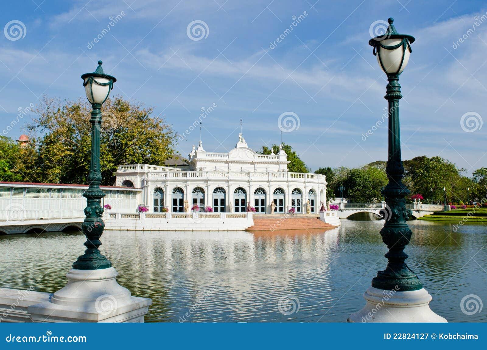 Πύλη devaraj-Kunlai στο παλάτι πόνου κτυπήματος