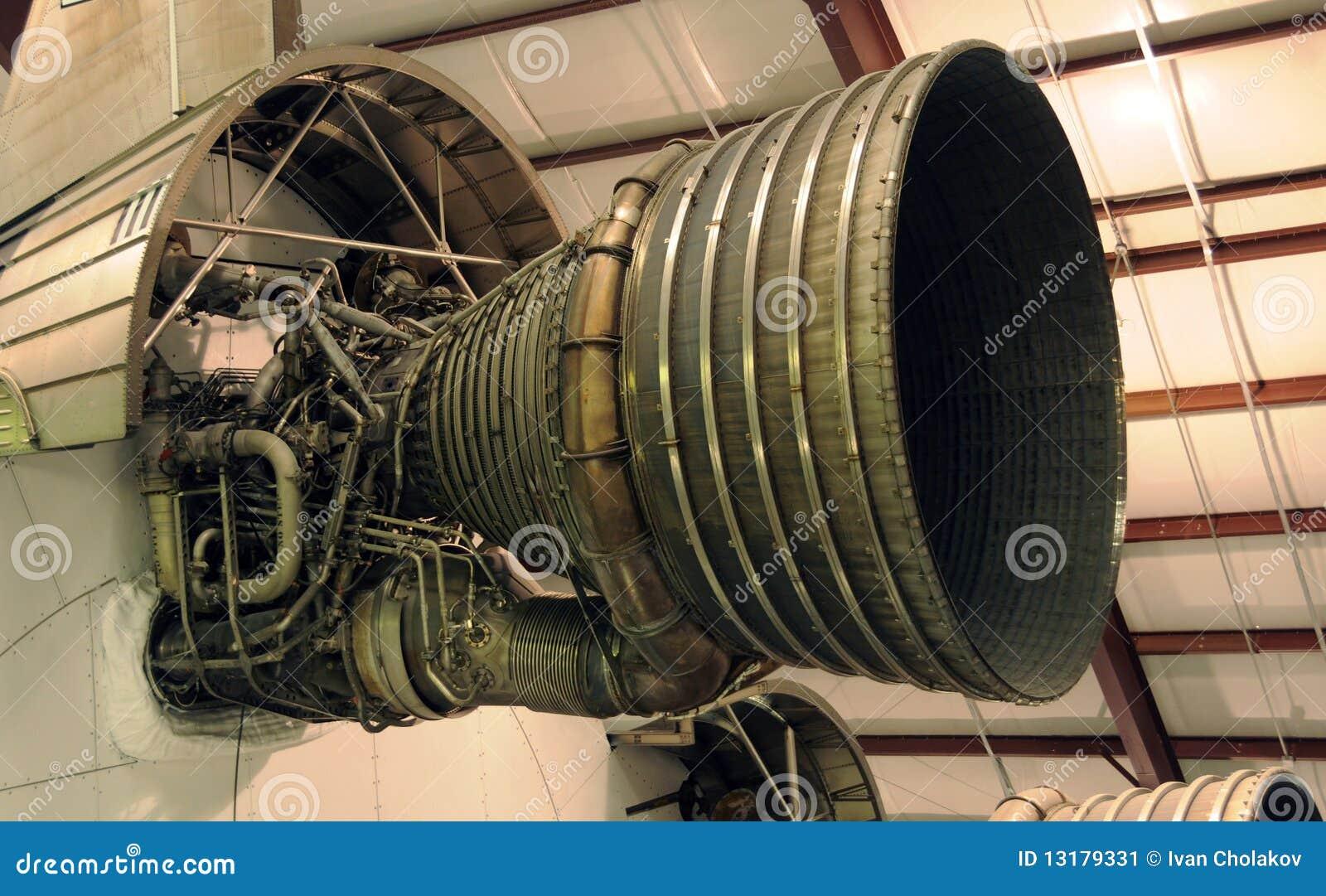 πύραυλος μηχανών