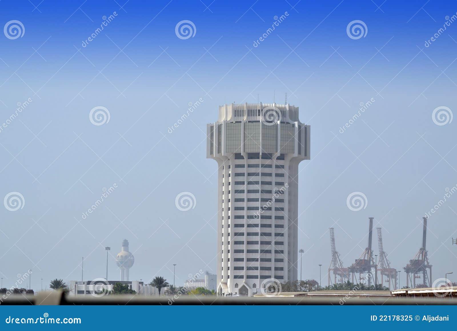 Πύργος στο λιμένα Jeddah