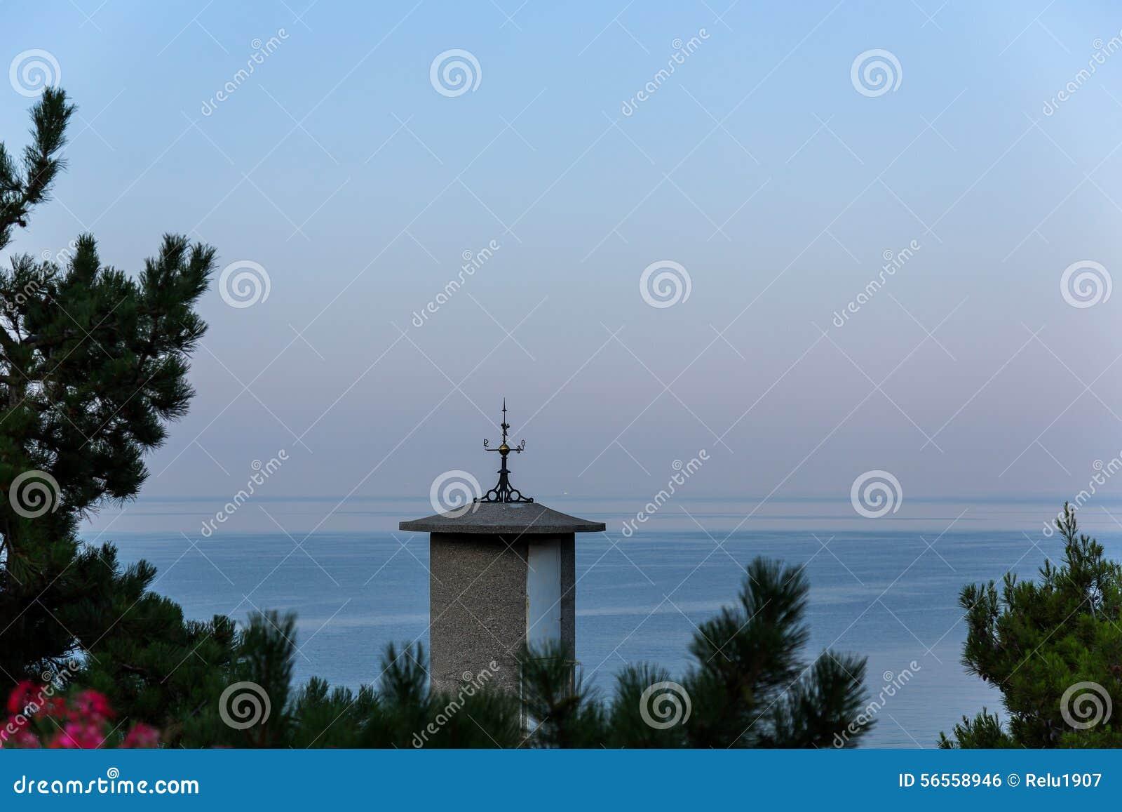 Download Πύργος στοκ εικόνες. εικόνα από επιτήρηση, καταφύγιο - 56558946