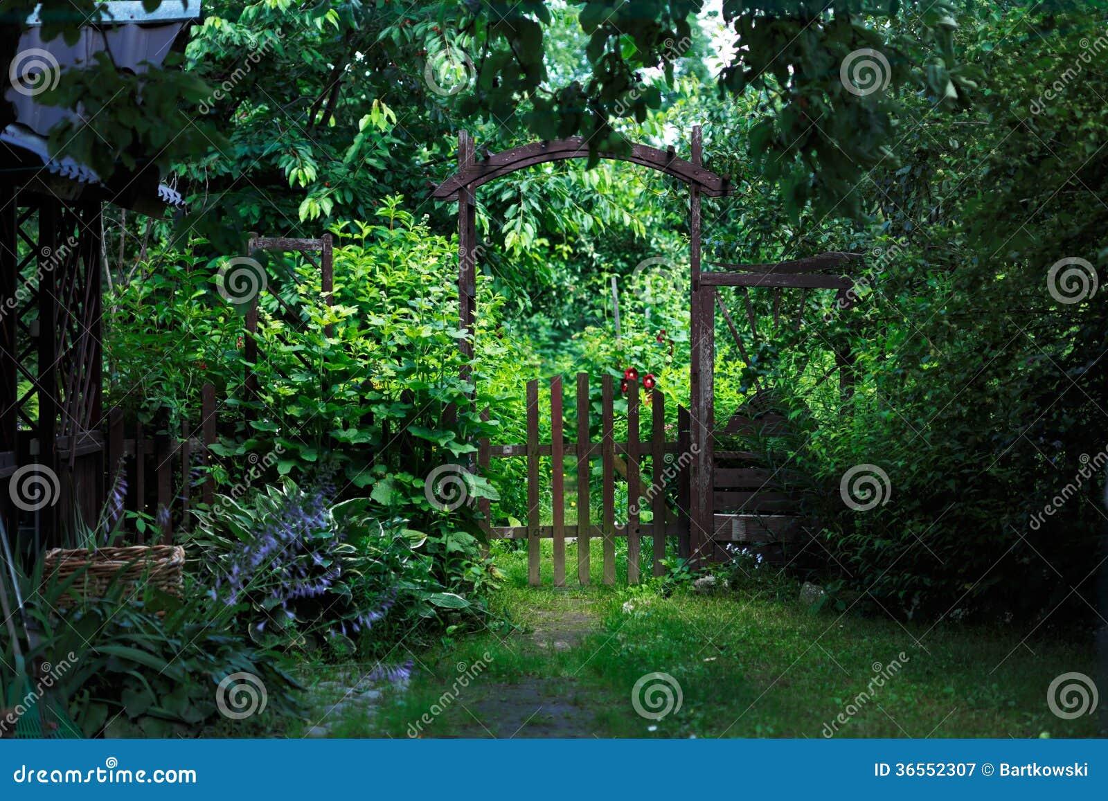 Πύλη κήπων