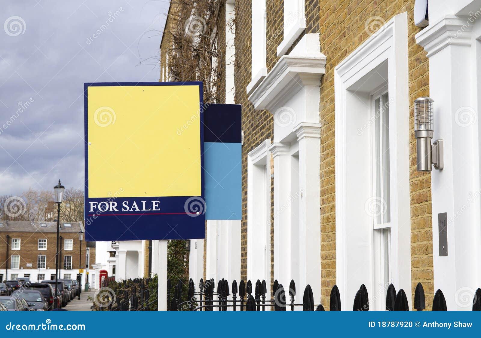πώληση του Λονδίνου σπιτ&