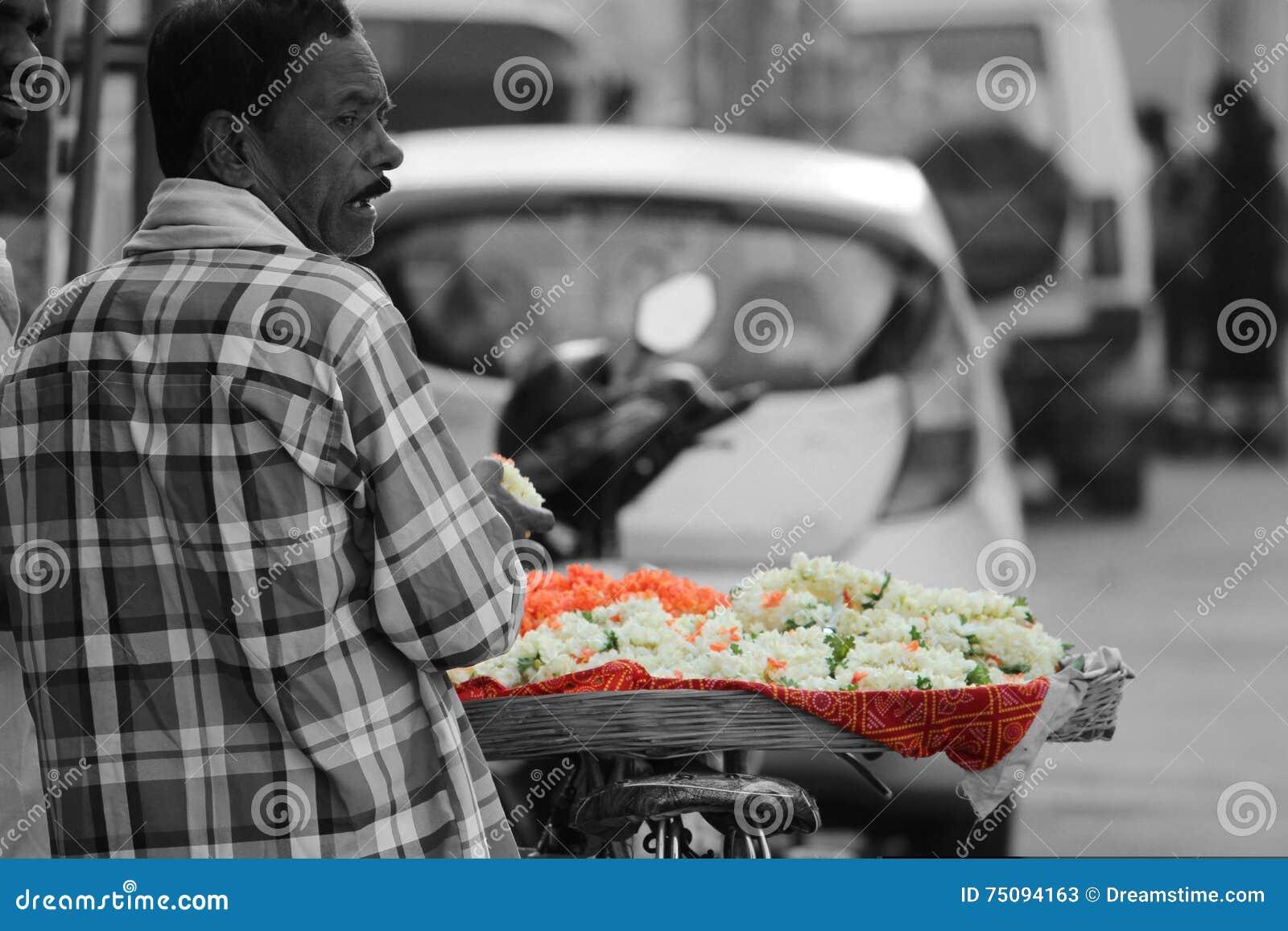 πώληση λουλουδιών