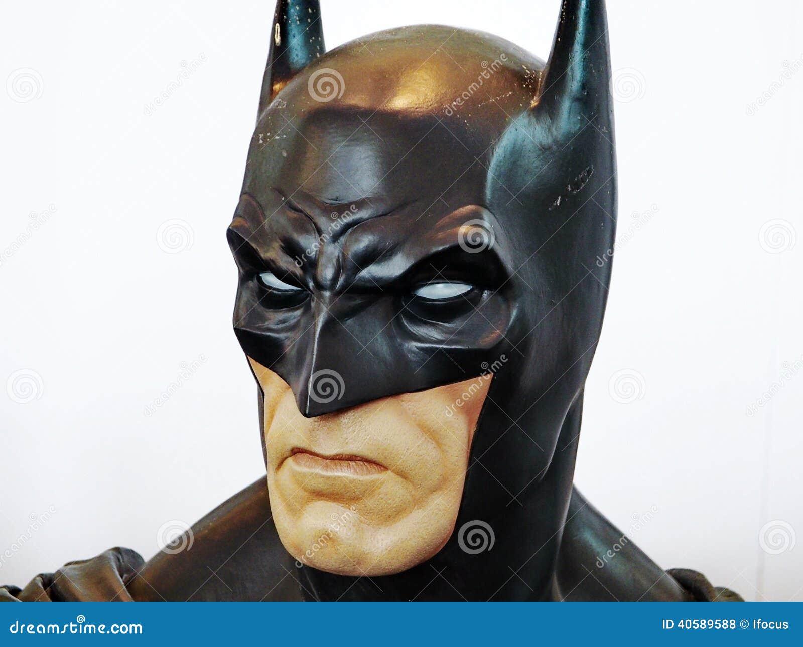 Πλασματικό superhero Batman, Ταϊλάνδη κωμικό Con 2014 χαρακτήρα