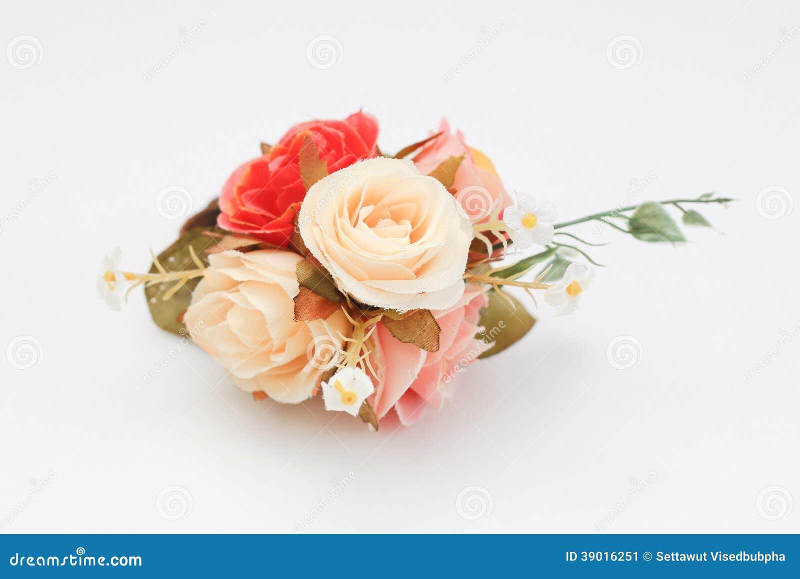 Πλαστικό λουλούδι