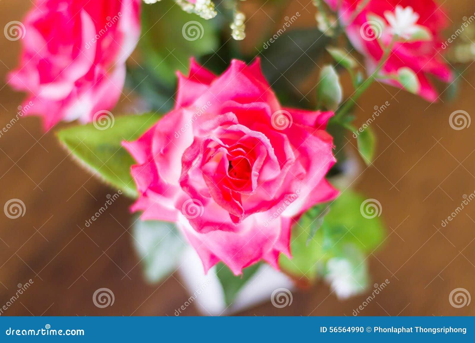 Download Πλαστικό λουλούδι στοκ εικόνες. εικόνα από φυτό, πλαστικό - 56564990