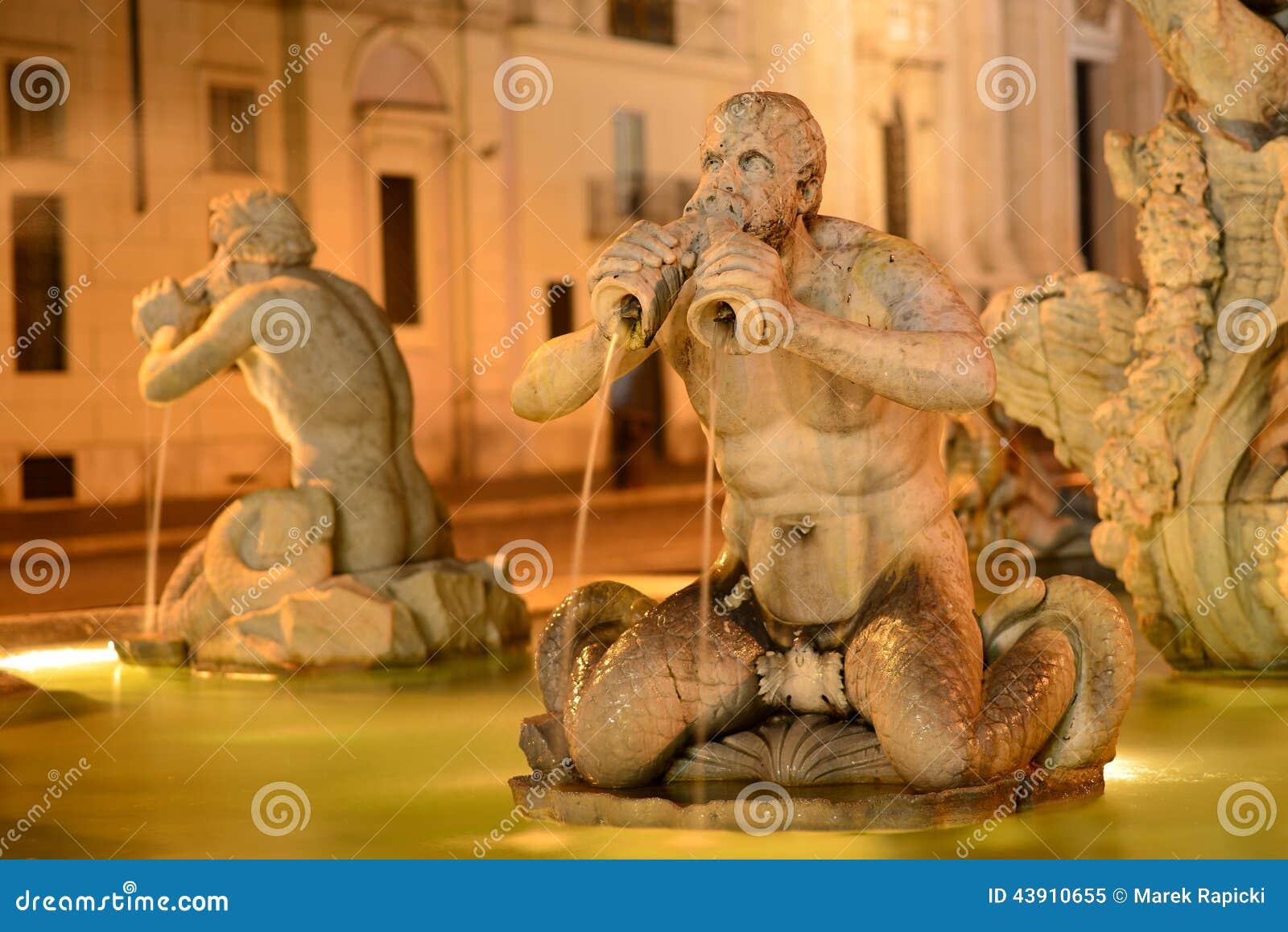 πλατεία Ρώμη navona